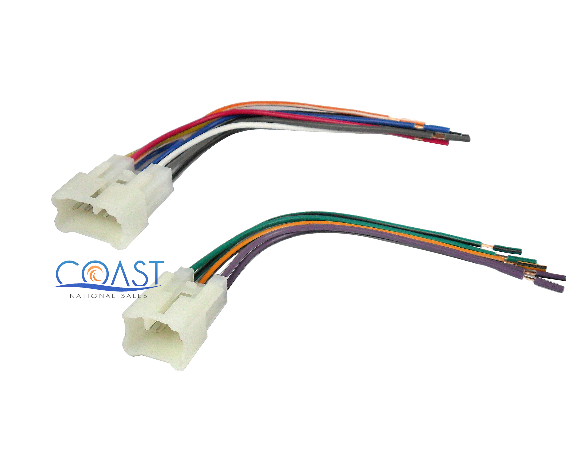 raptor rap ty 8100 70 1761 wiring harness for 1987 07 toyota scion ebay