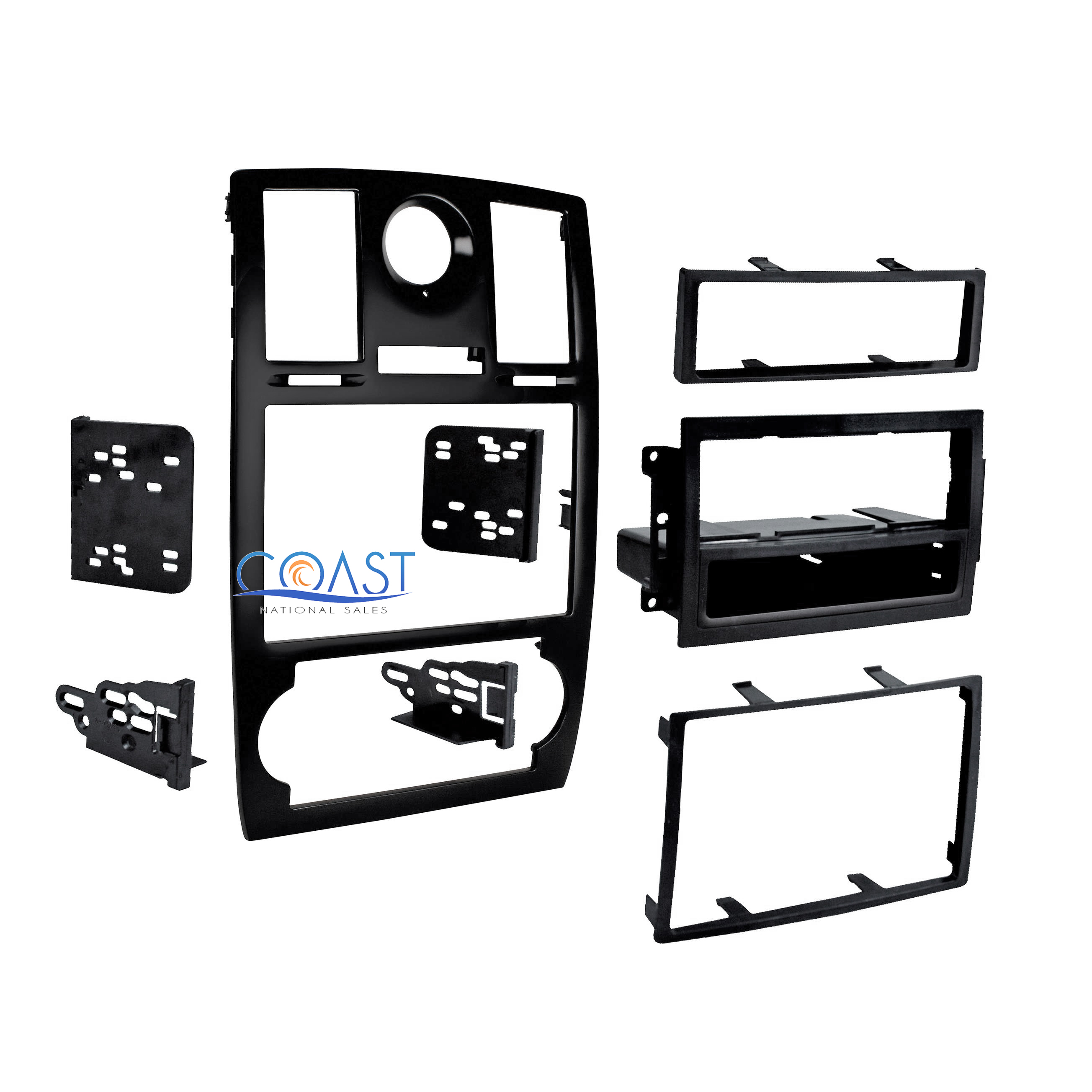 Manual 2006 Chrysler 300 Roof Removal: Car Radio Stereo Double Din Installation Dash Kit For 2005