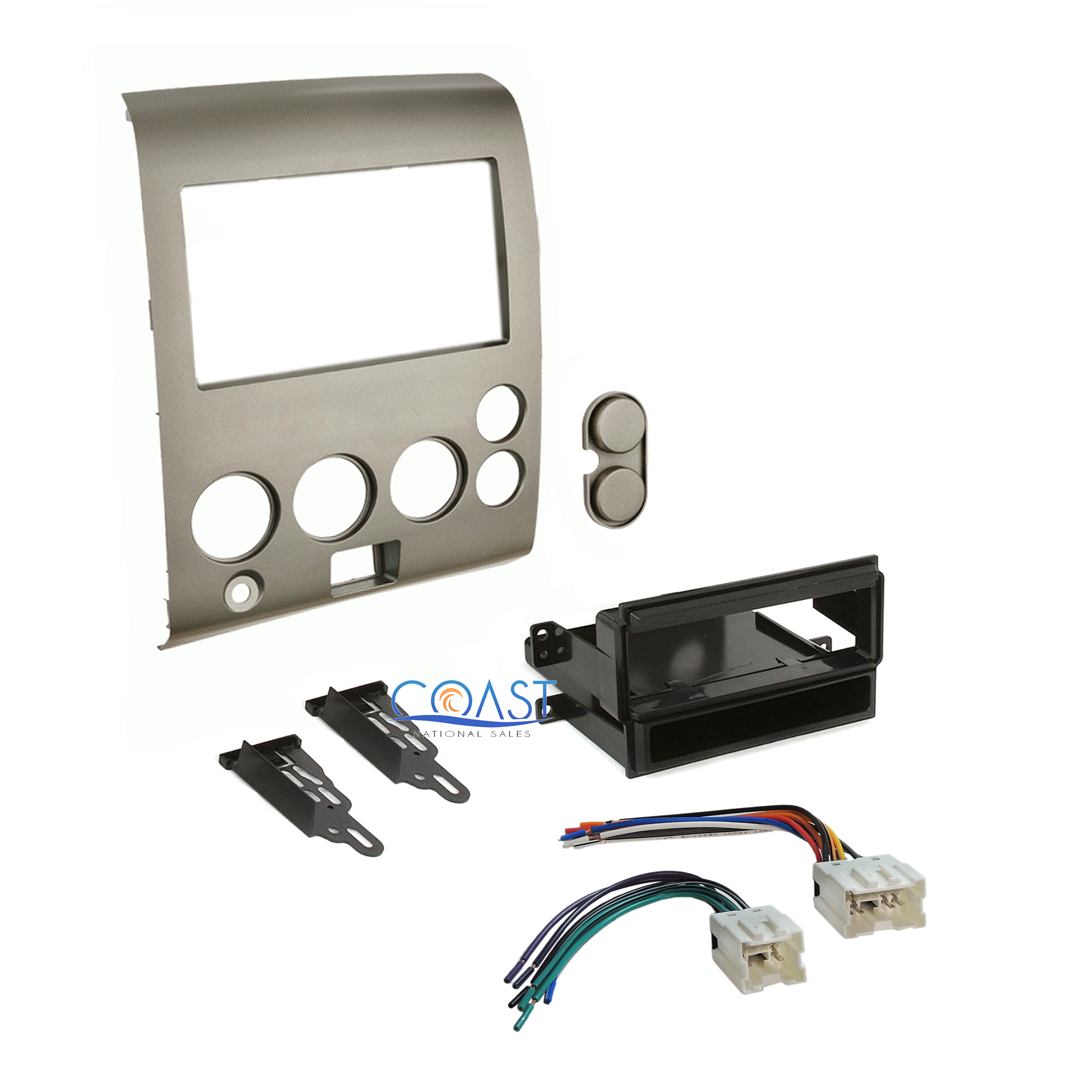 Metra car stereo dash kit harness for  nissan