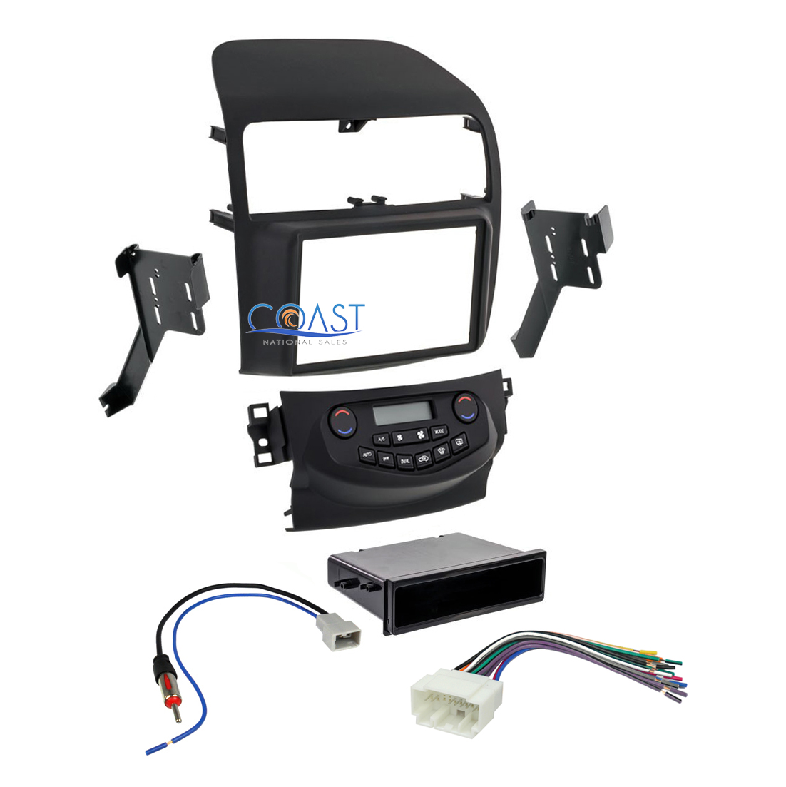 car radio stereo dash kit harness antenna for 2004 2008 Acura TSX 2010 Owner's Manual Acura TSX JDM