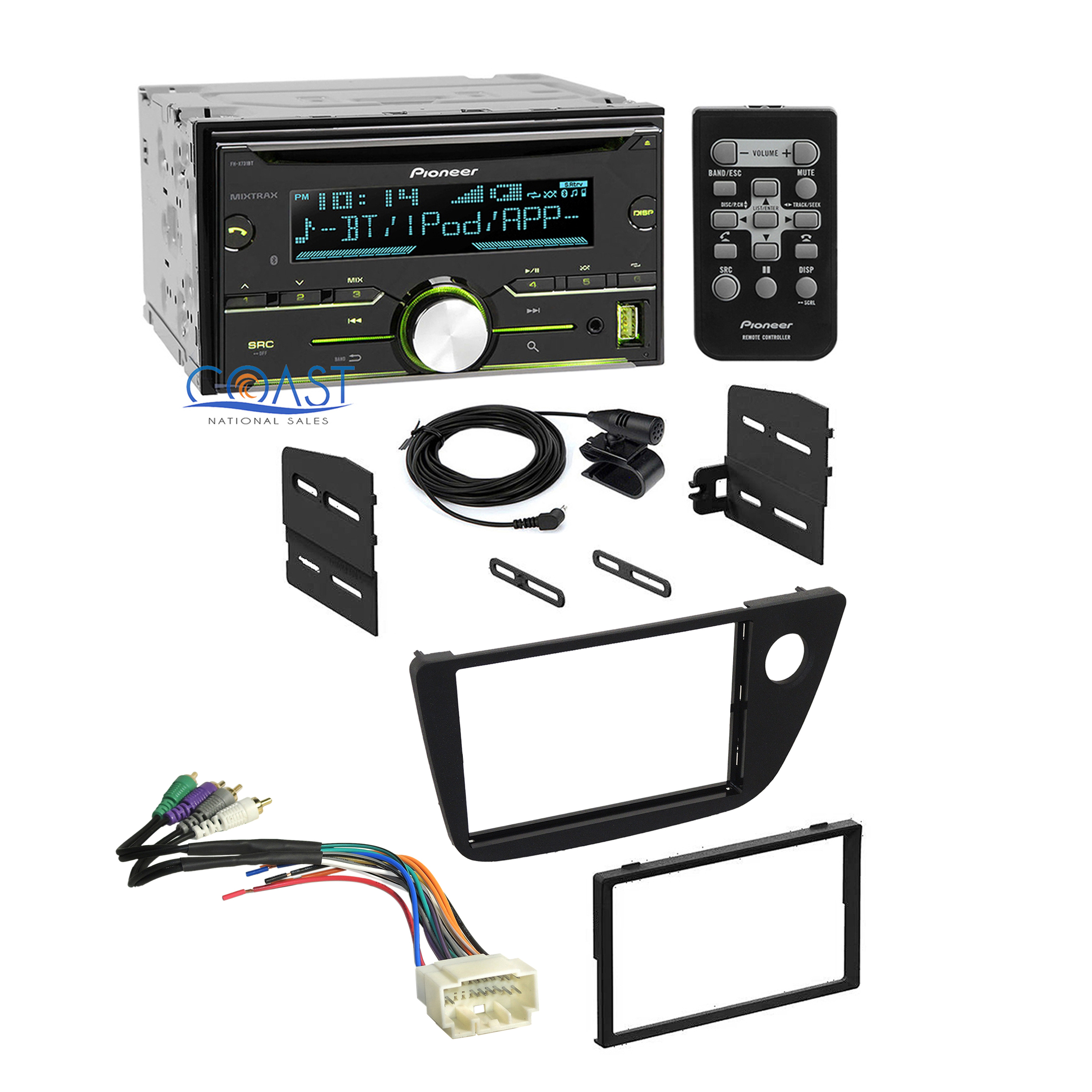 pioneer car radio stereo dash kit amplifier wire harness. Black Bedroom Furniture Sets. Home Design Ideas