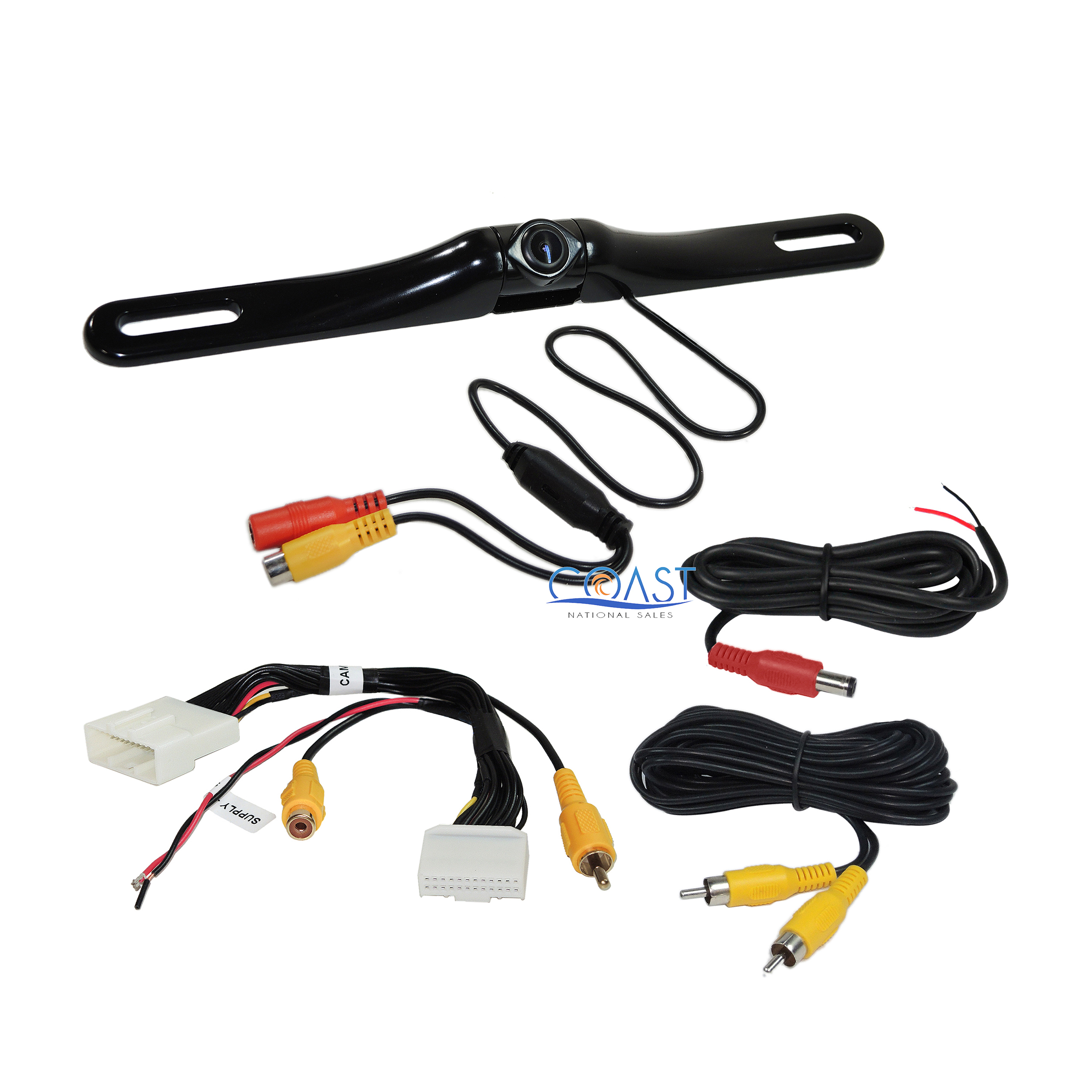 Reverse Trigger Wire For Backup Camera: Car Stereo Reverse Backup Camera T-Harness & Rear View