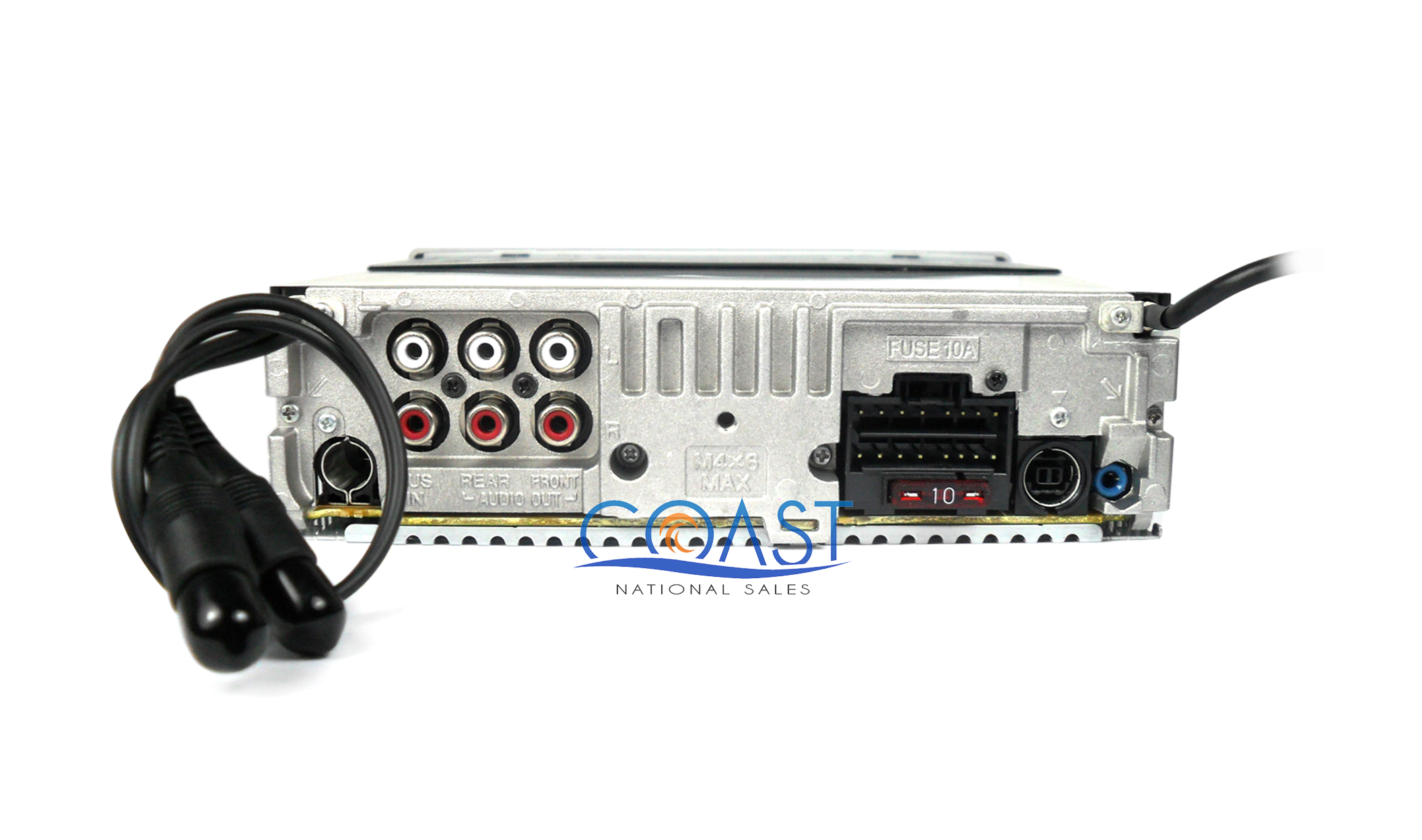 Sony Cdx M60ui Wiring Diagram