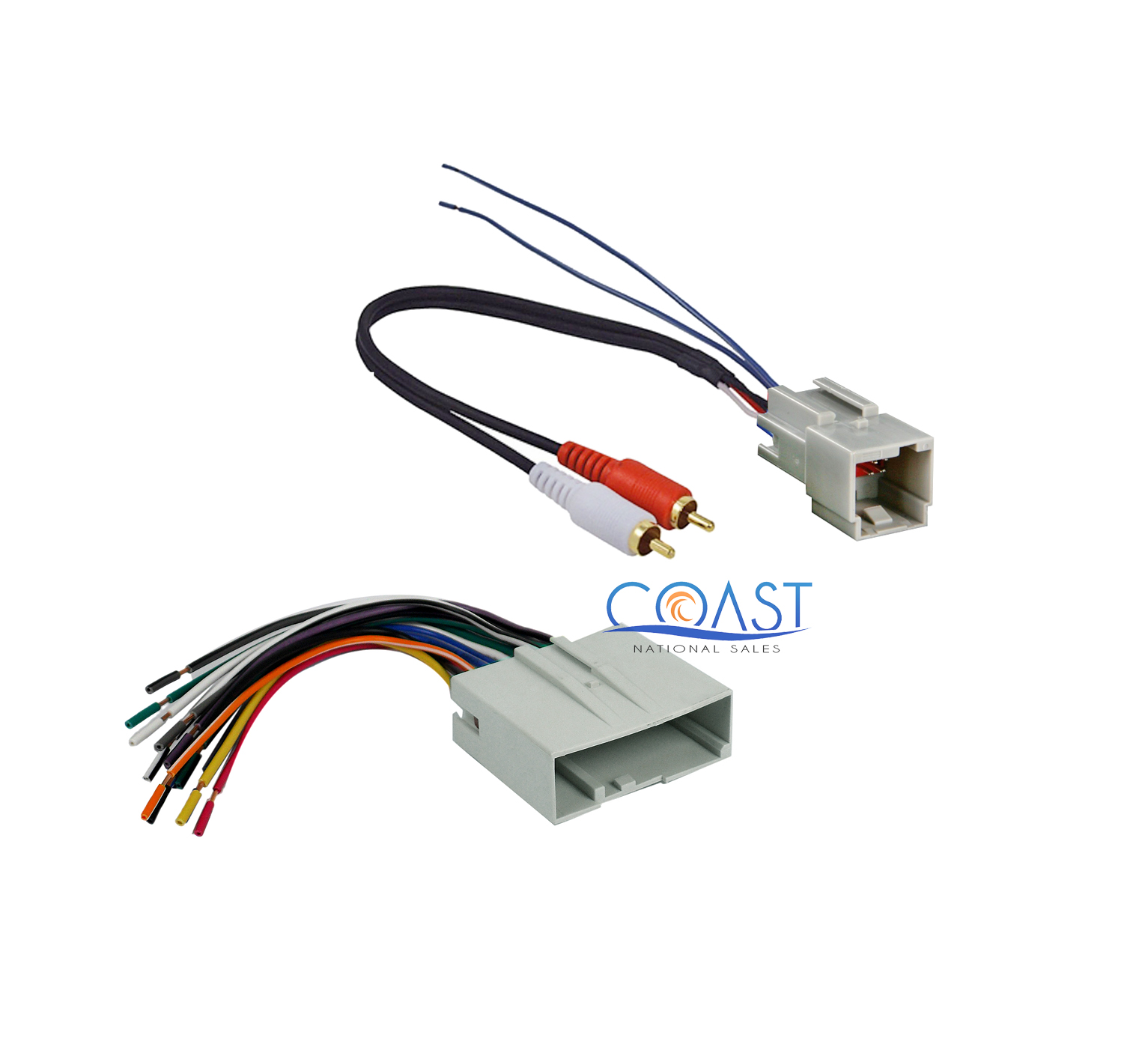 aftermarket radio amplifier wiring harness for 2003 up. Black Bedroom Furniture Sets. Home Design Ideas