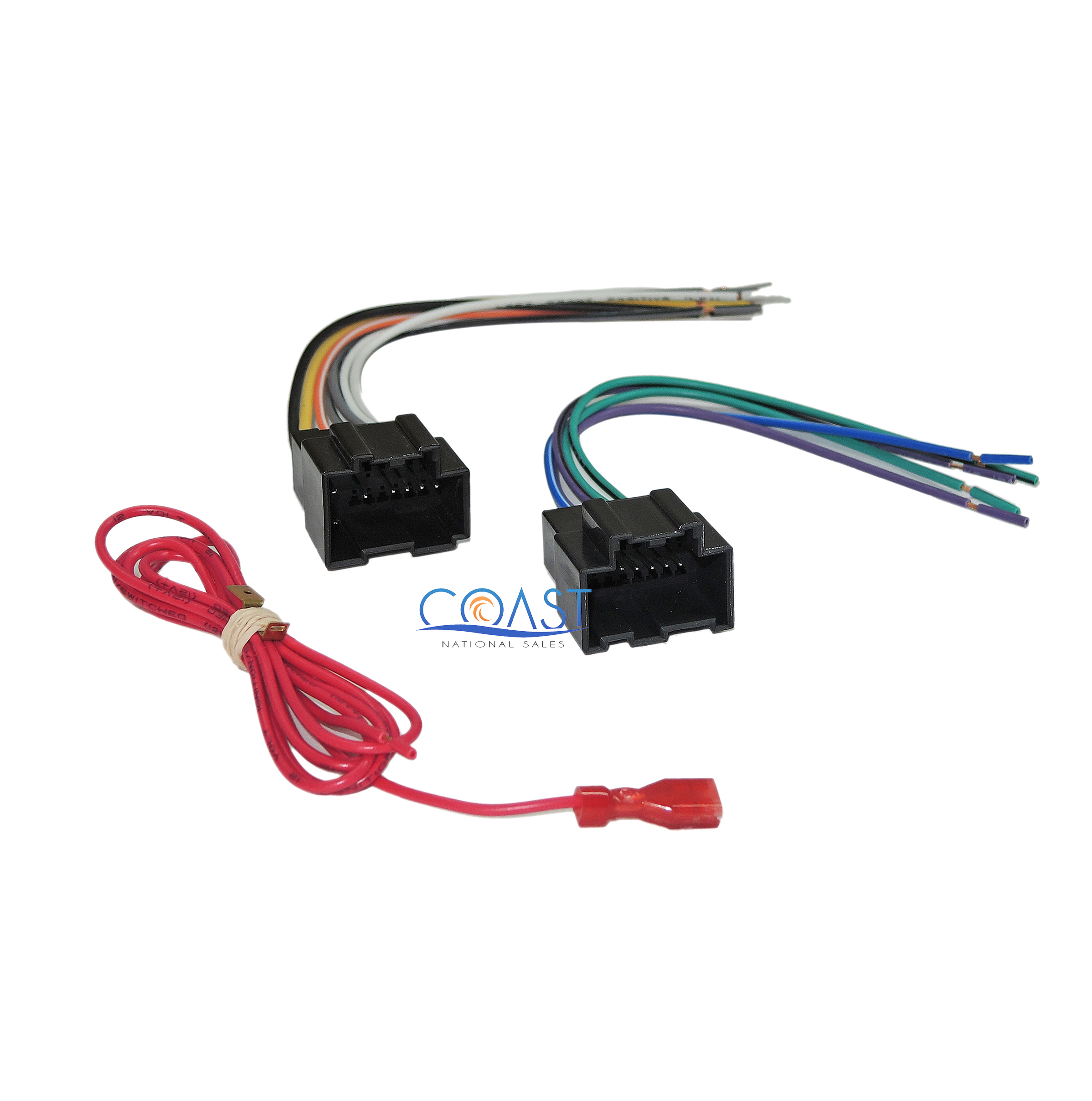 Metra 70 2104 Radio Wiring Harness For 06 Up Gm : Aftermarket radio harness for  gm vehicles w