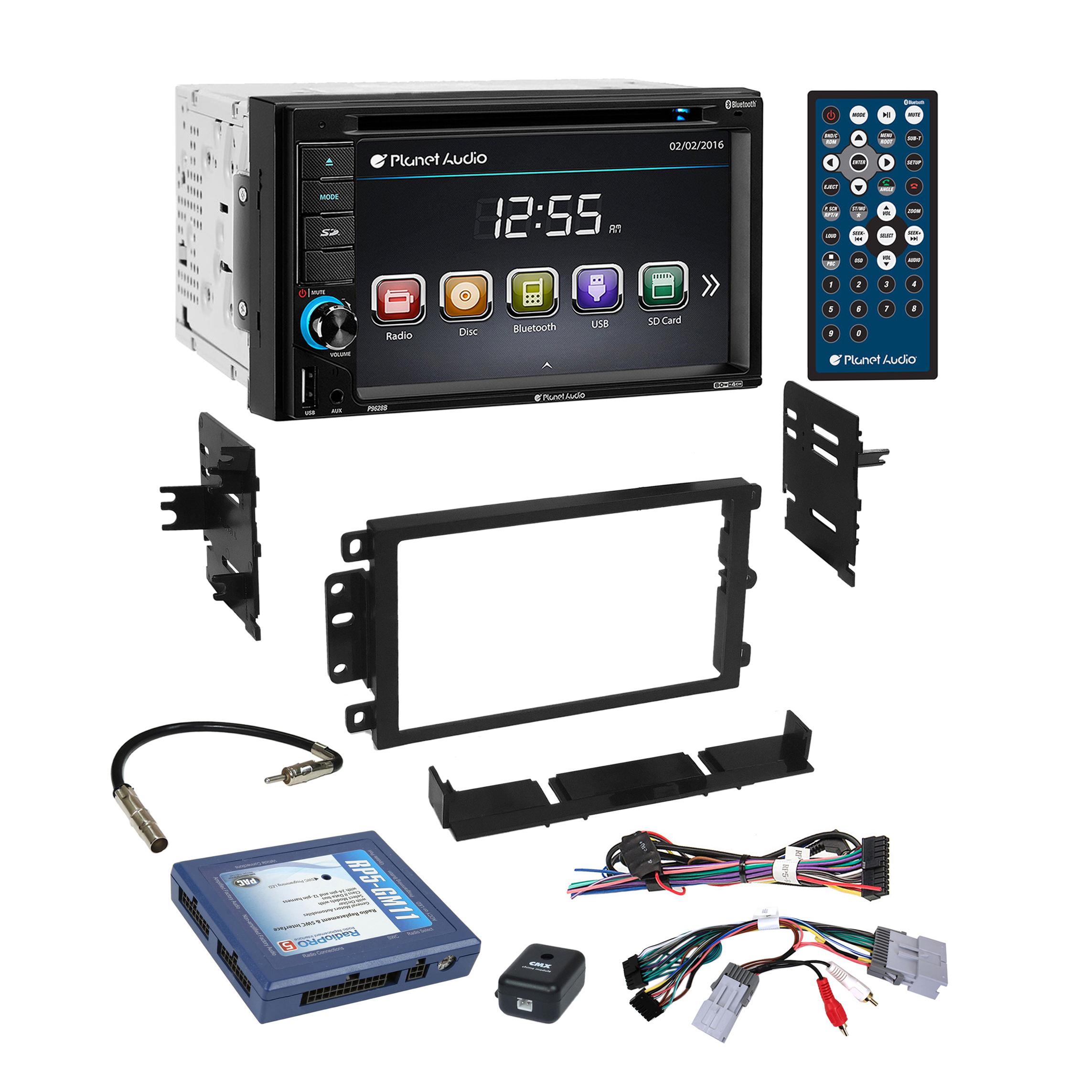 Bluetooth Car Stereo Kit Blackweb Bluetooth Fm Transmitter Amazon Bluetooth Aux Vmesnik Bluetooth Adapter Guide: Planet Audio Bluetooth Car Stereo Dash Kit Bose Onstar