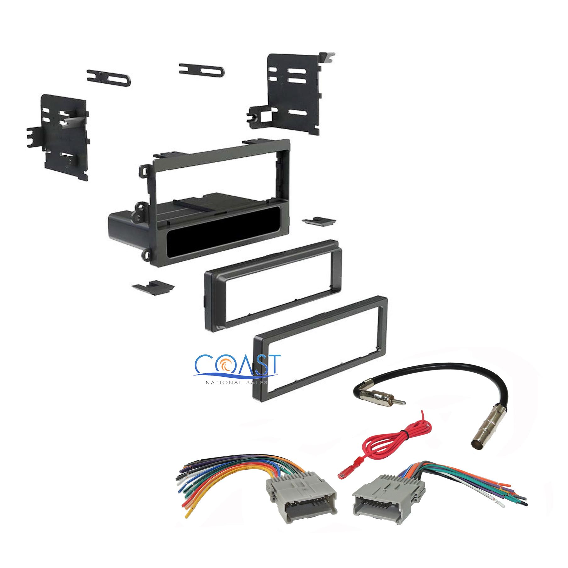 Xscorpion car stereo mounting dash kit 8
