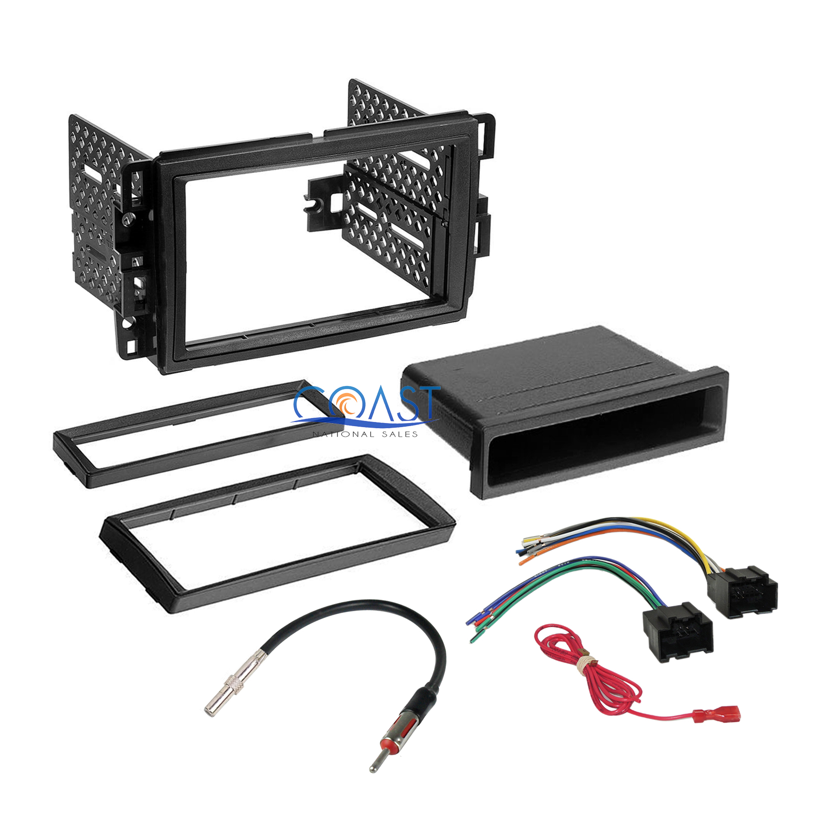 Metra 70 2104 Radio Wiring Harness For 06 Up Gm : Car radio stereo dash kit harness for up buick