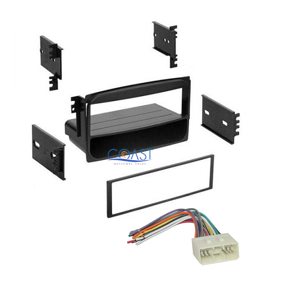 car aftermarket radio stereo install dash kit wire harness. Black Bedroom Furniture Sets. Home Design Ideas