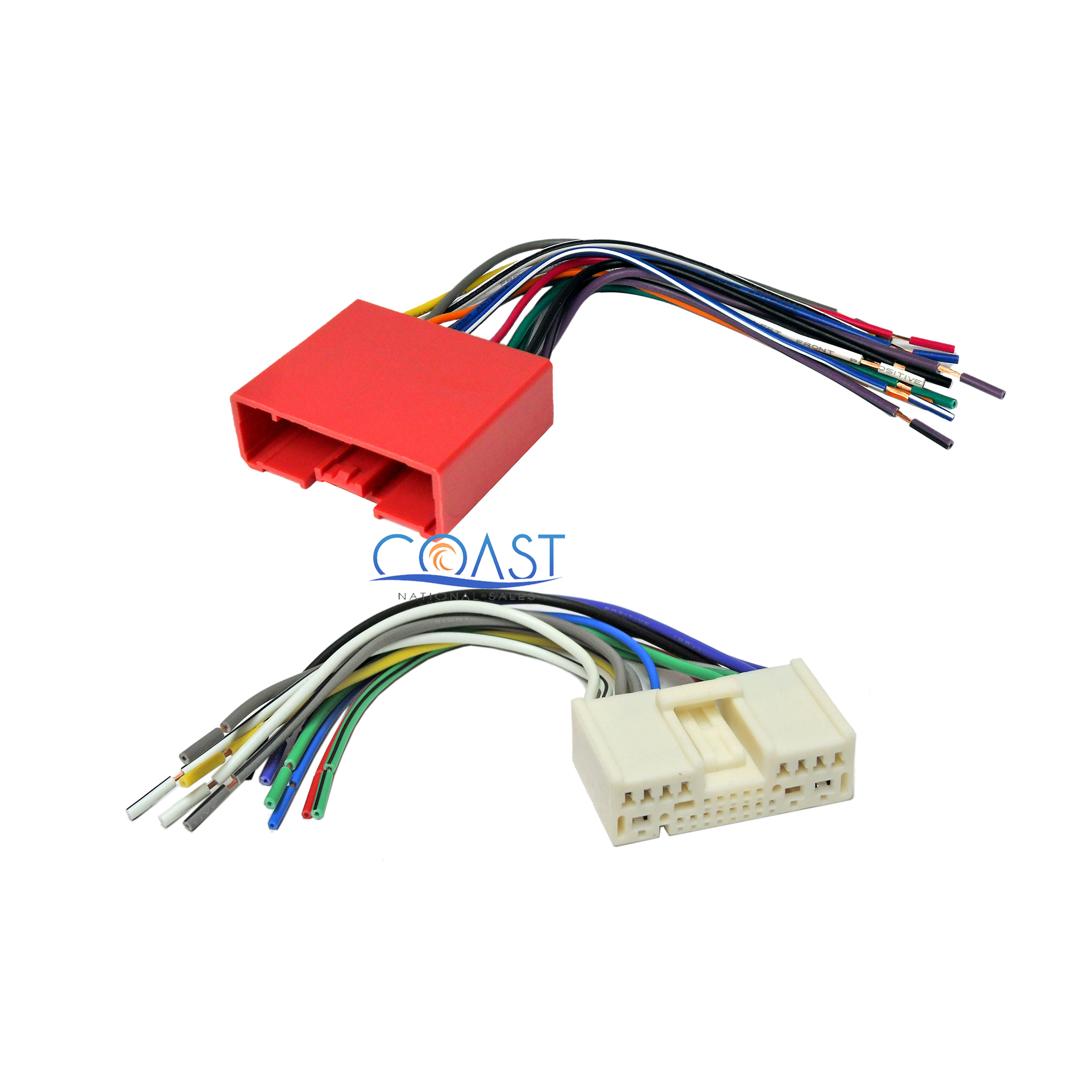 2003 Mazda Protege Radio Wiring: Car Stereo Radio Installation Wire Wiring Harness Set For