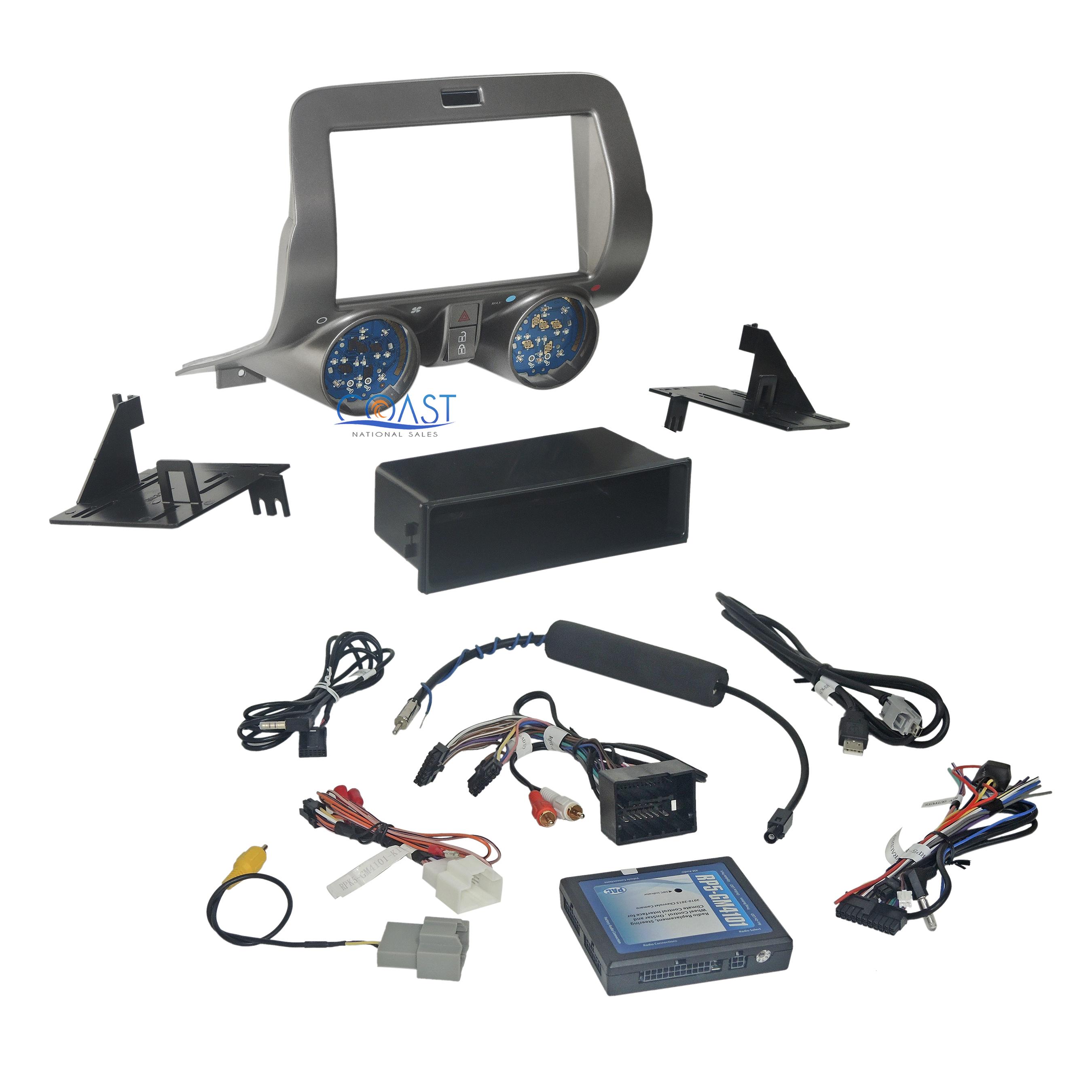 pac audio complete car radio dash kit harness for 2010. Black Bedroom Furniture Sets. Home Design Ideas