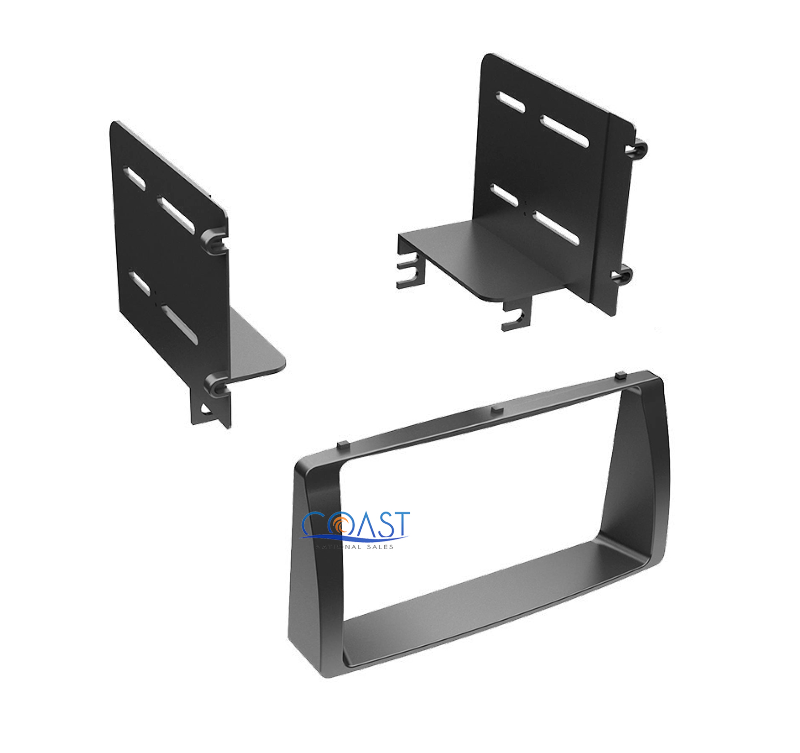 Double DIN Installation Stereo Dash Kit for 2003-2008