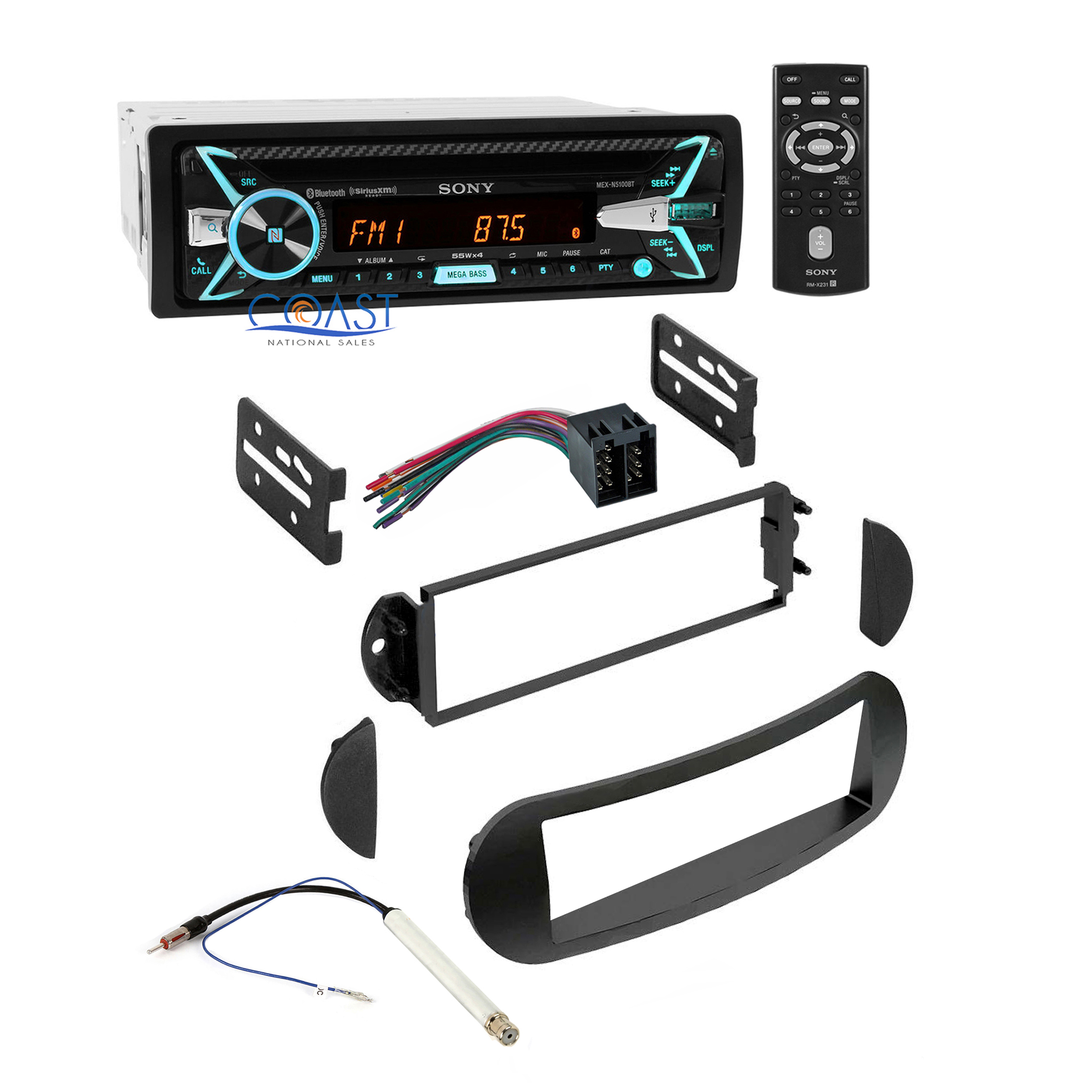 Sony car radio bluetooth pairing 4