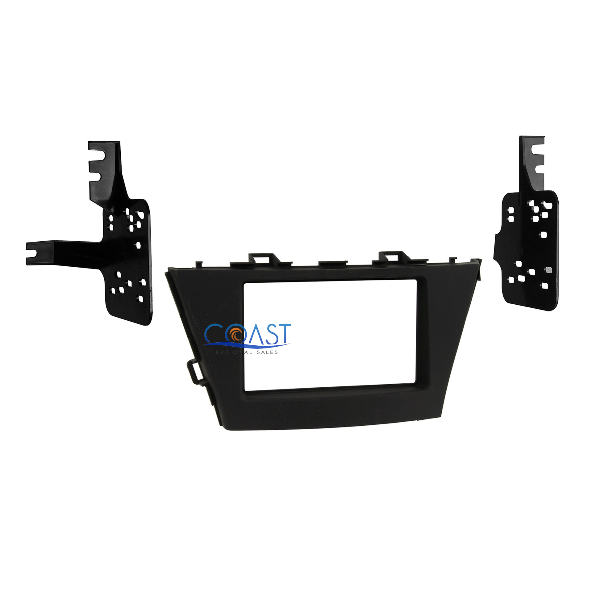 Double Din Car Stereo Radio Install Dash Kit Combo for 2015 2016 Toyota Prius C