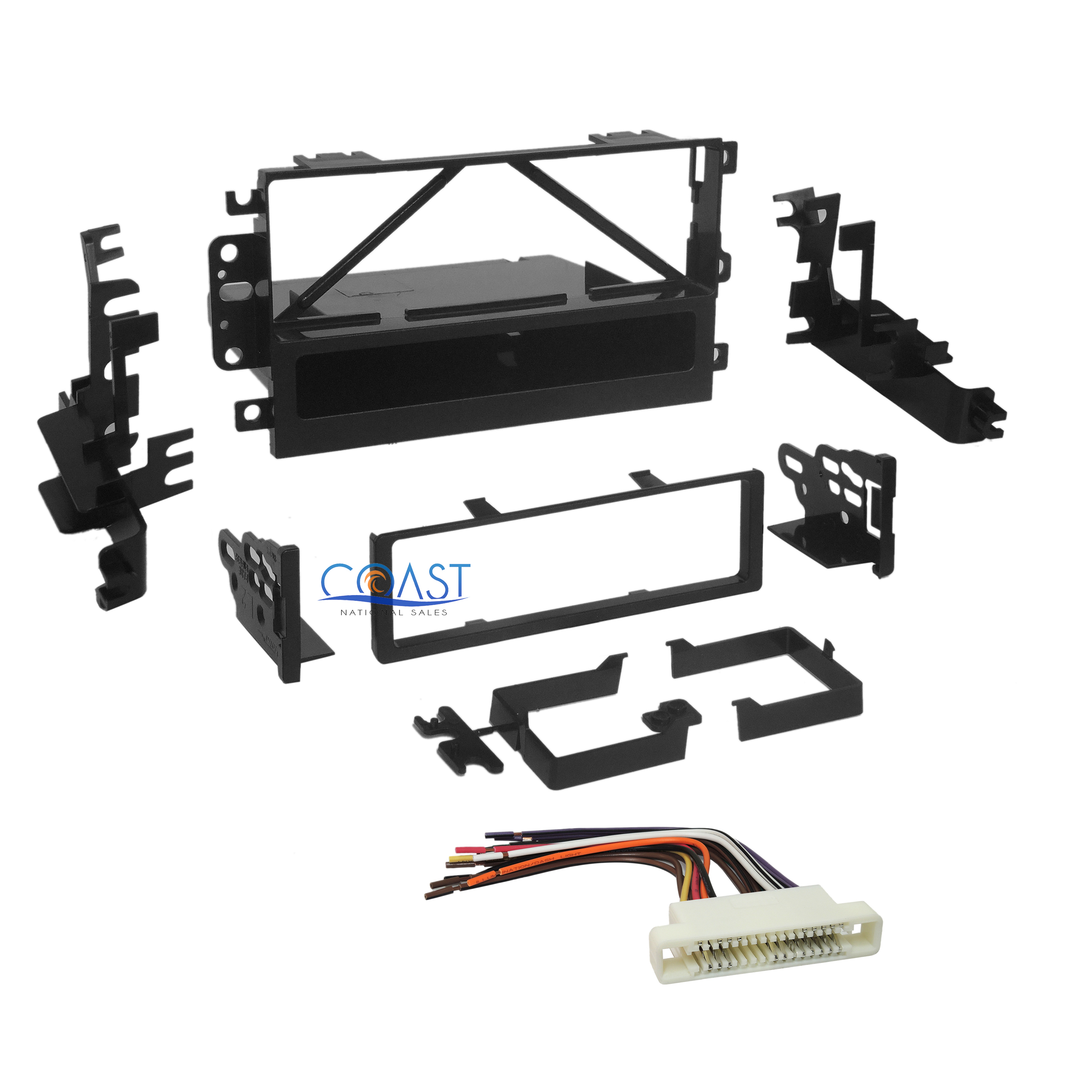details about metra car stereo dash kit harness for 2000-05 buick lesabre  pontiac bonneville
