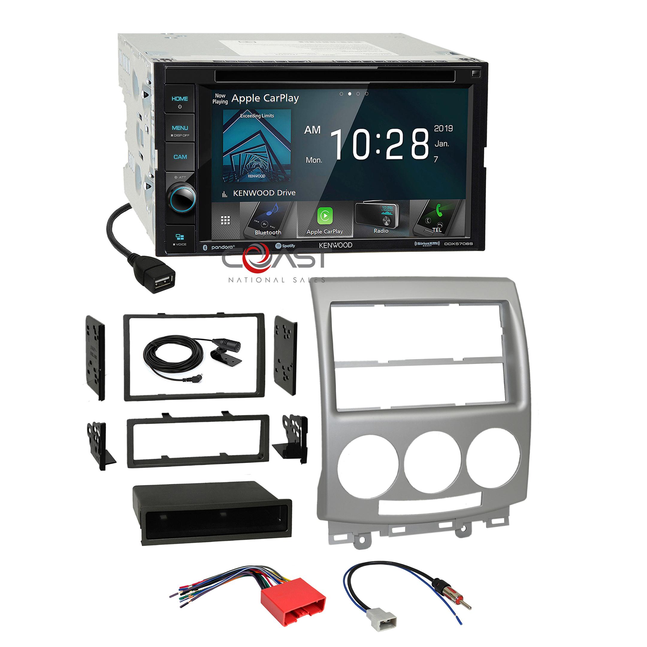 Details about Kenwood DVD Spotify Sirius Carplay Stereo Dash Kit Harness on kenwood instruction manual, kenwood ddx6019, kenwood power supply, kenwood remote control, kenwood wiring-diagram,