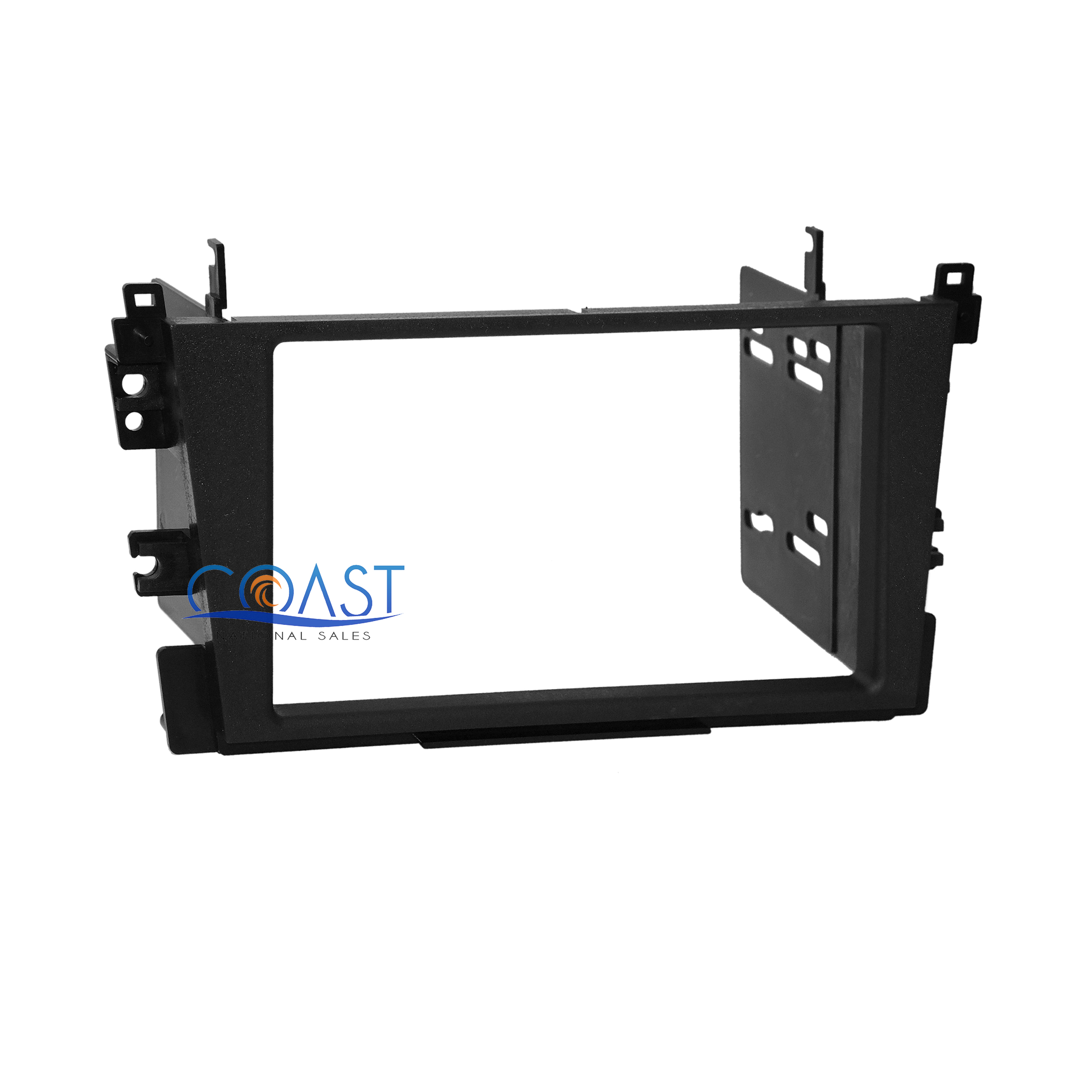 Car Radio Stereo Double Din Install Dash Kit Panel For
