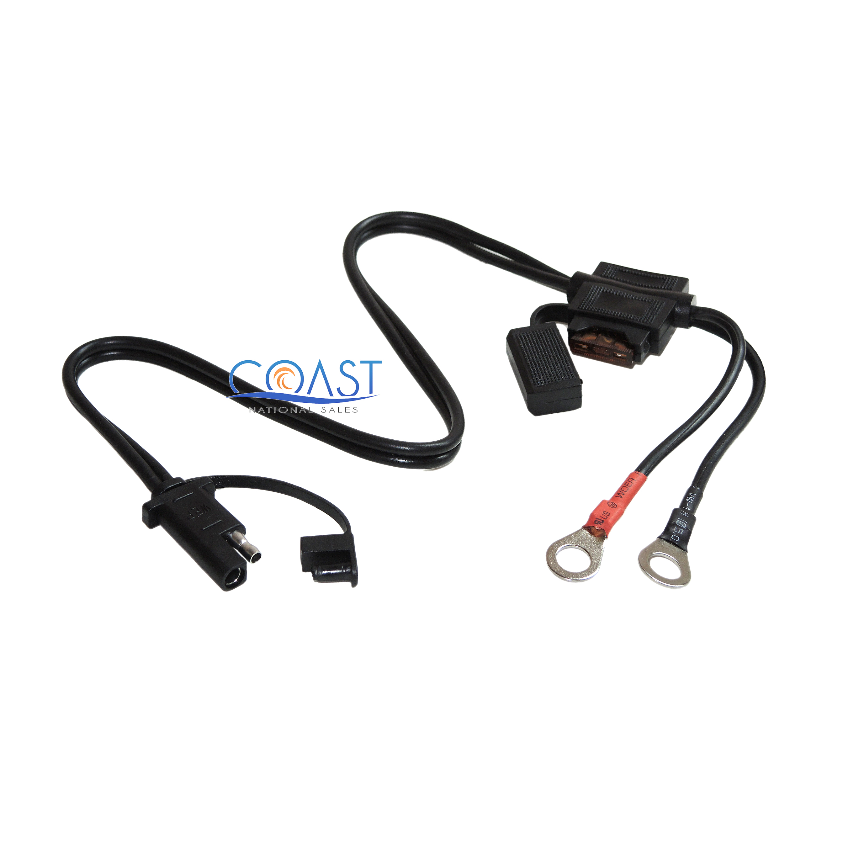 Quick Connect Battery Wire Harness Snap Cord Ring Charger Terminal | eBay | Battery Wire Harness |  | eBay