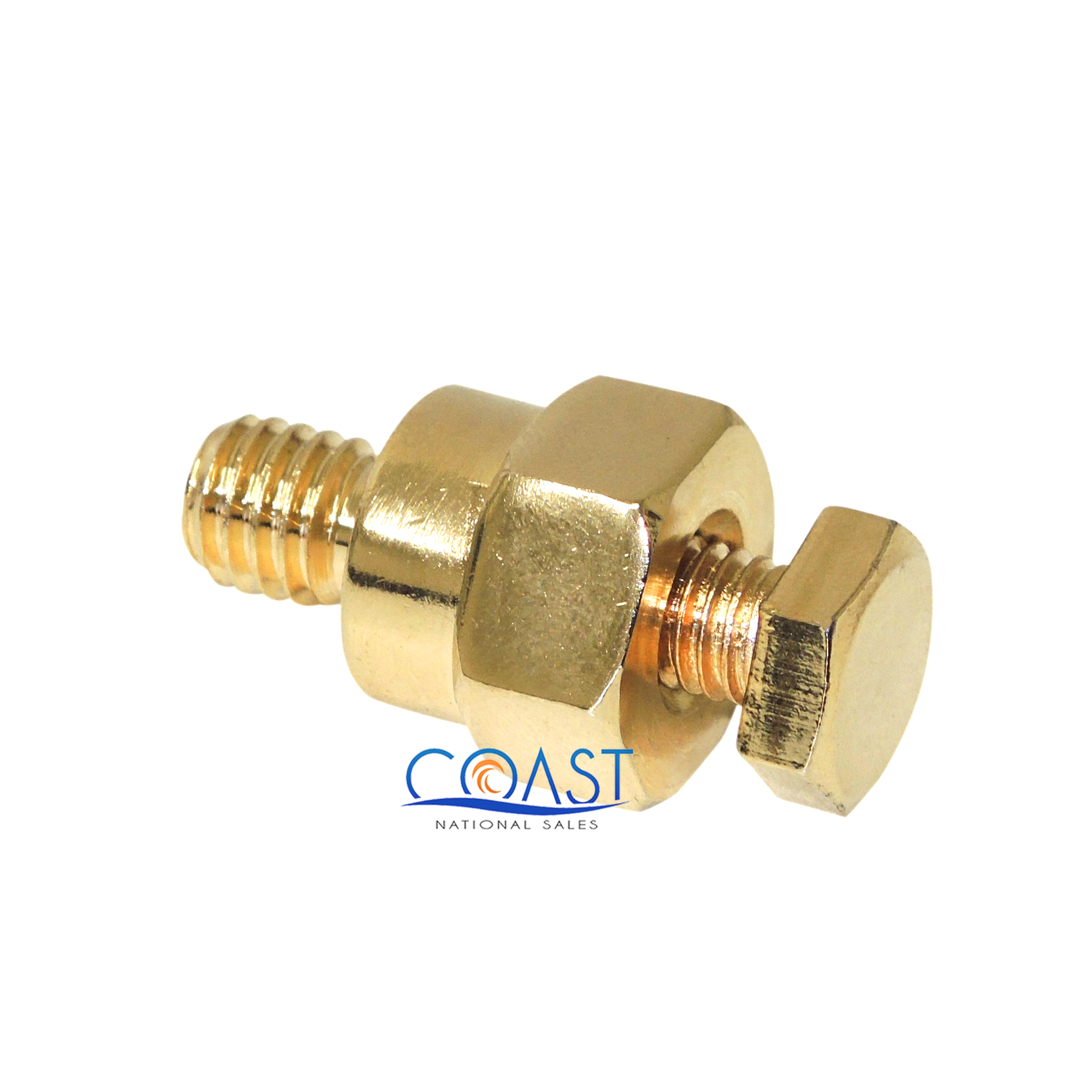 16ac368b248 Car GM Install Gold-Plated Short Side Post Battery Terminal Positive  Negative