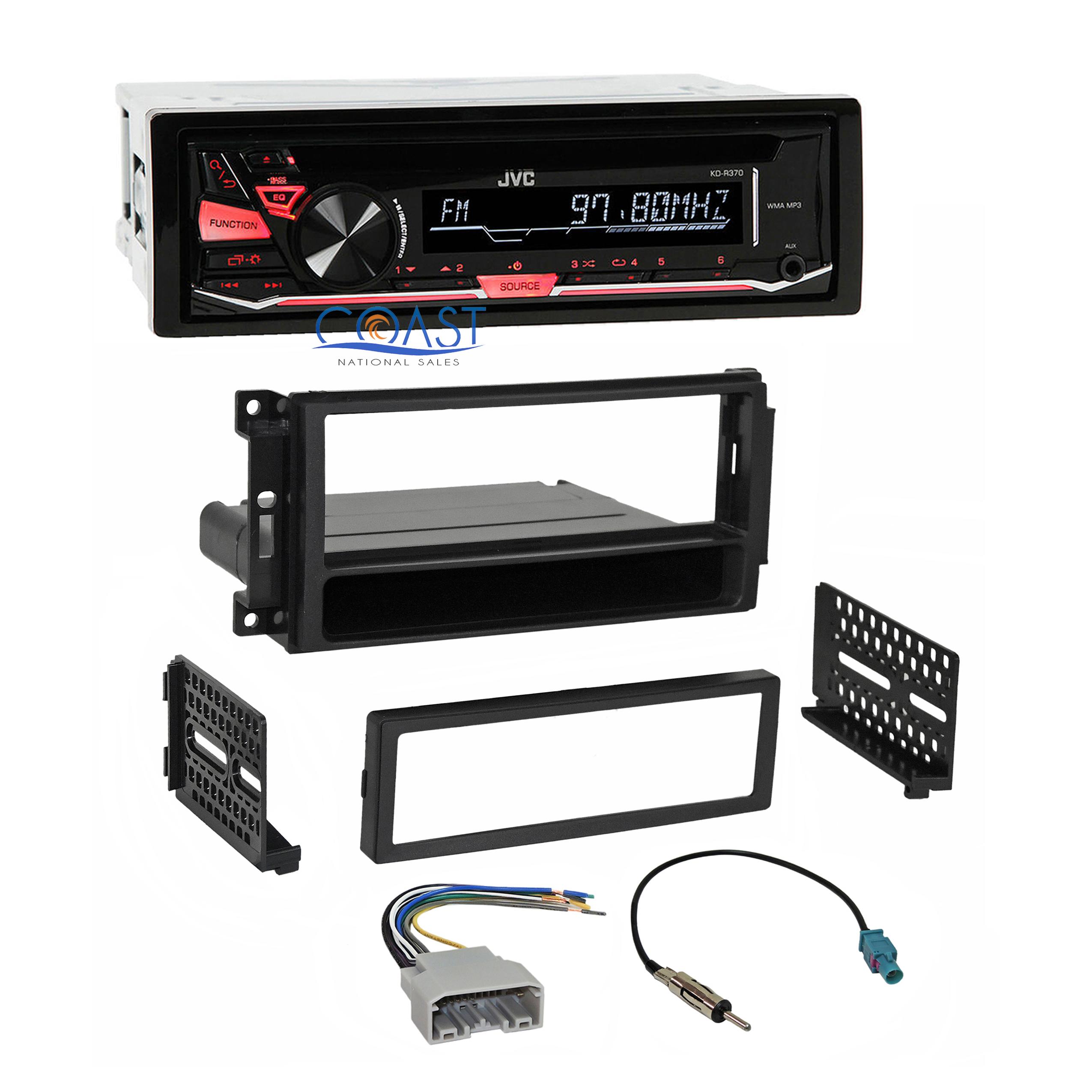 Enjoyable Jvc Cd Mp3 Car Stereo Dash Kit Wire Harness For 2007 Up Chrysler Wiring Digital Resources Inamasemecshebarightsorg