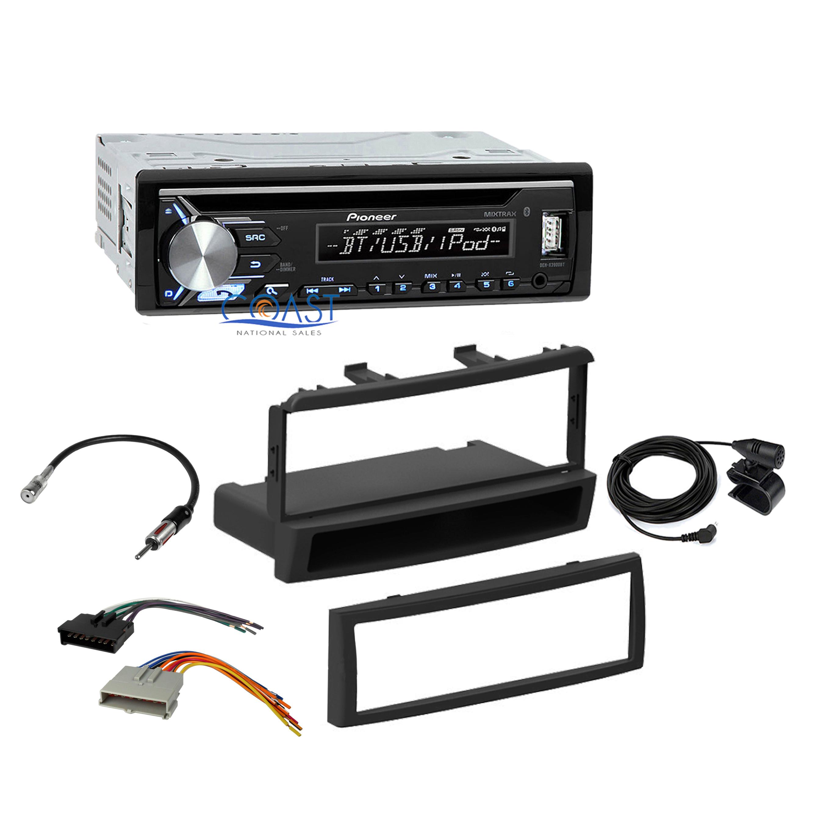 Pioneer Car Stereo Wiring Harnes 2005