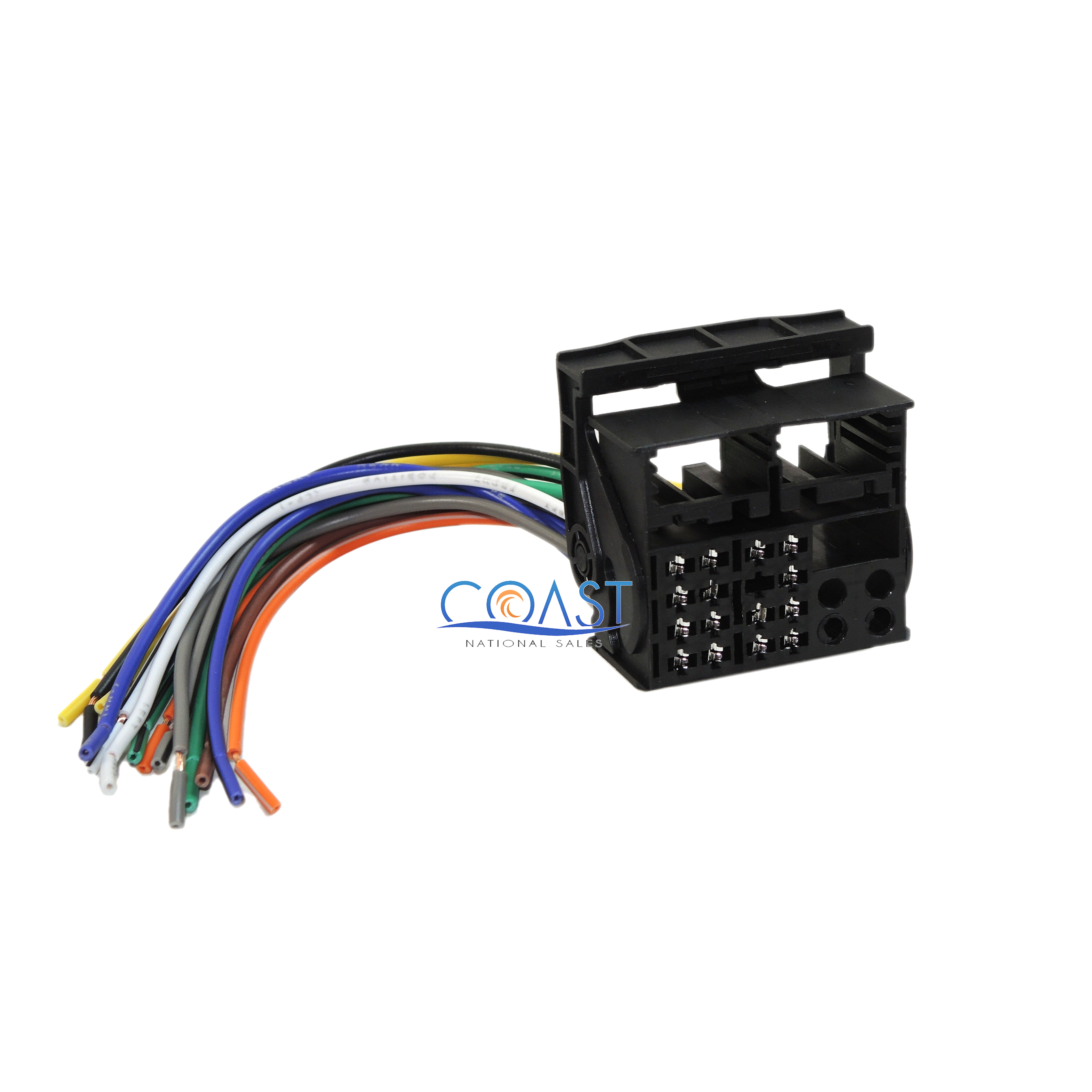car wire harness plugs into factory radio for 2002 up bmw. Black Bedroom Furniture Sets. Home Design Ideas