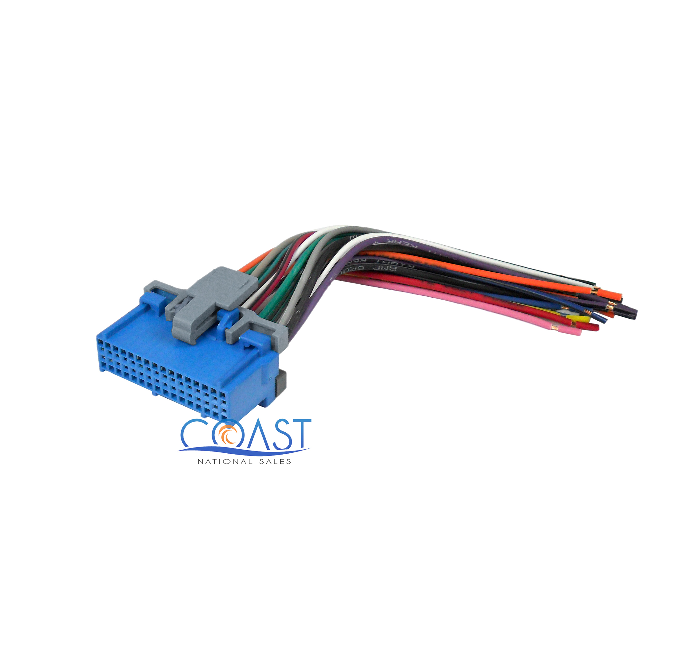 Details about Reverse Wiring Harness for select 1994-2005 Buick Cadillac on
