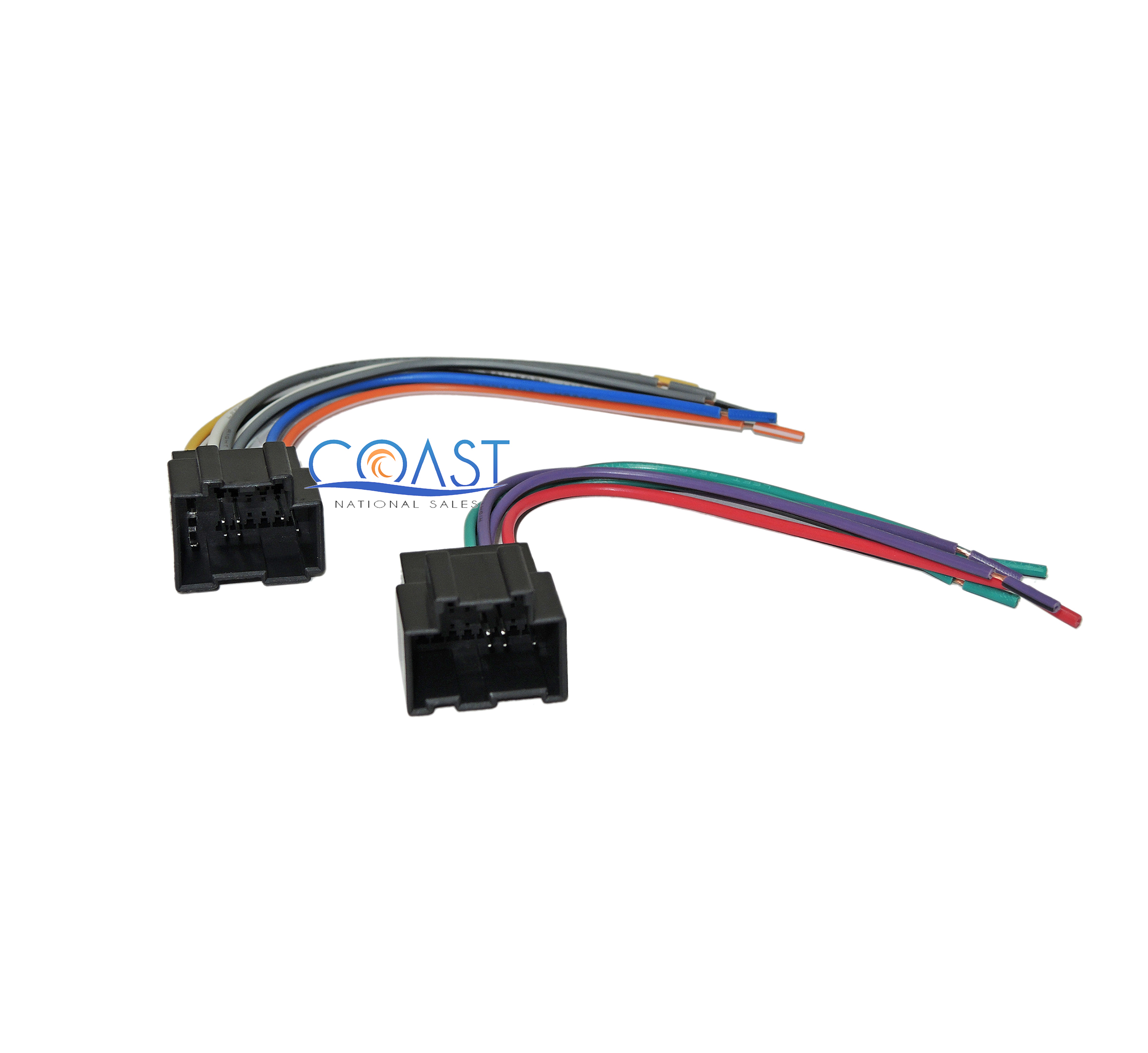 details about stereo wire harness plugs into factory harness for 2007-2011  chevrolet aveo