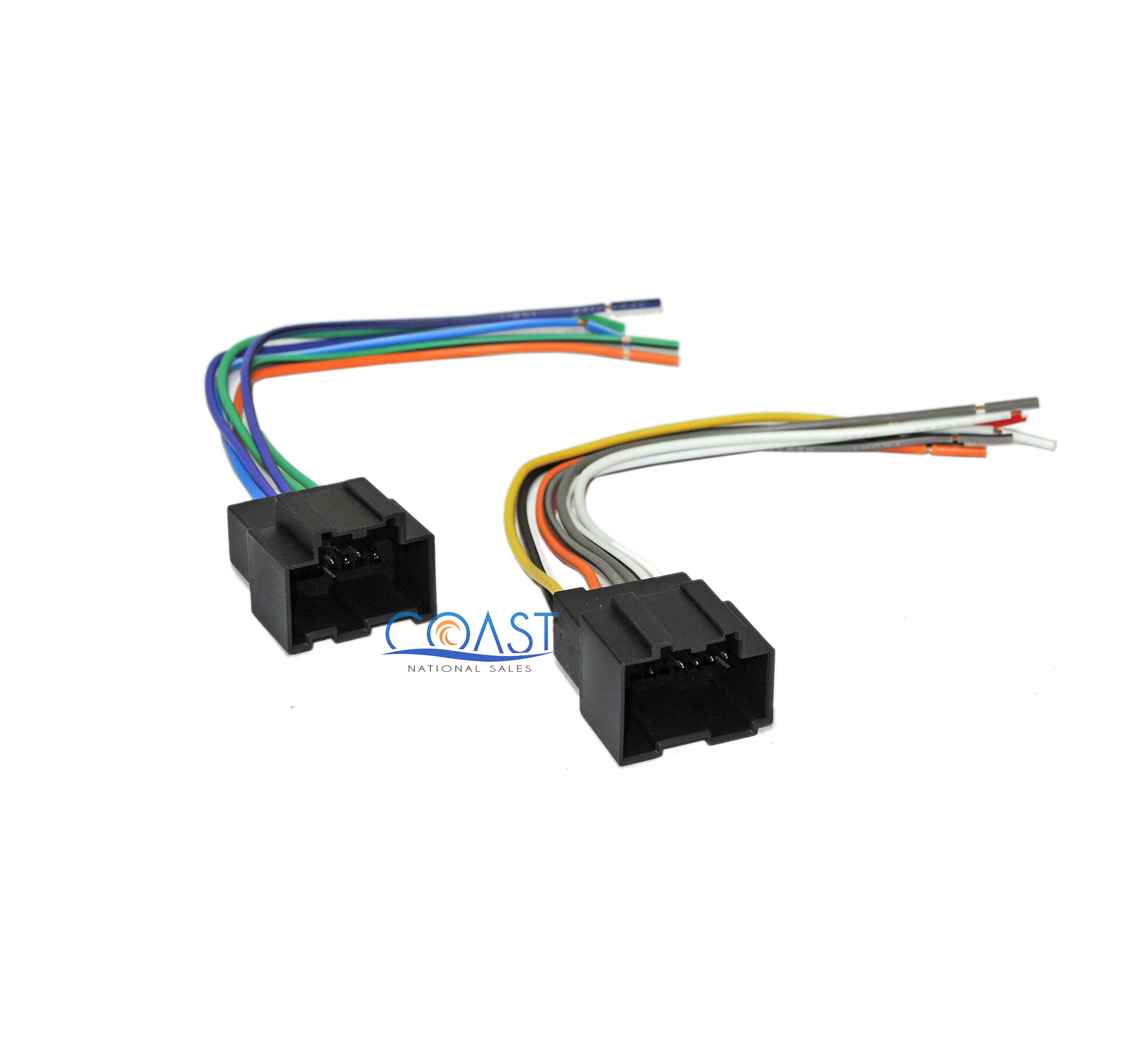 details about car stereo harness plugs into factory harness for 2006 2007 saturn  ion vuesaturn ion
