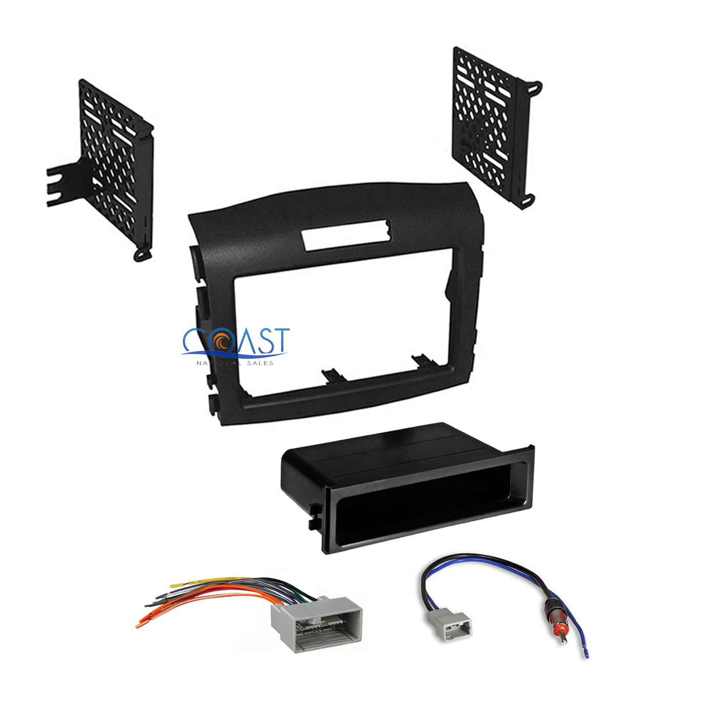 Car Radio Stereo Install Dash Kit Wiring Harness For 2012 2016 Honda Cr V Crv