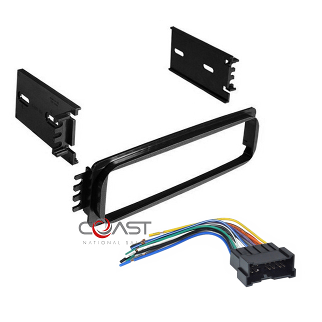 Wire Harness for Hyundai or Kia to replace stereo HWH1102