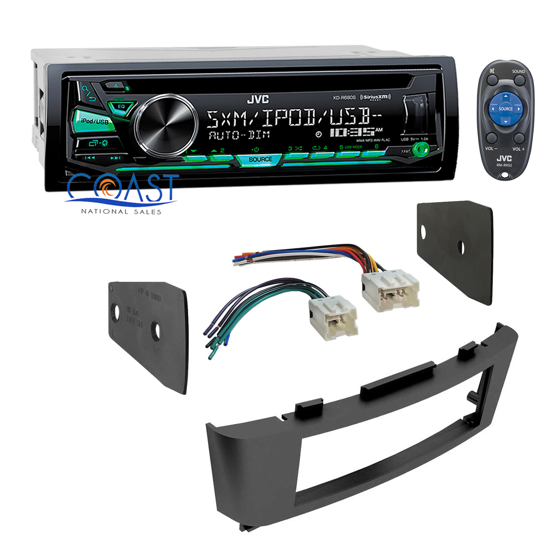 Radio Wiring Harnesses Replacement Radio Wiring Harness for ... on