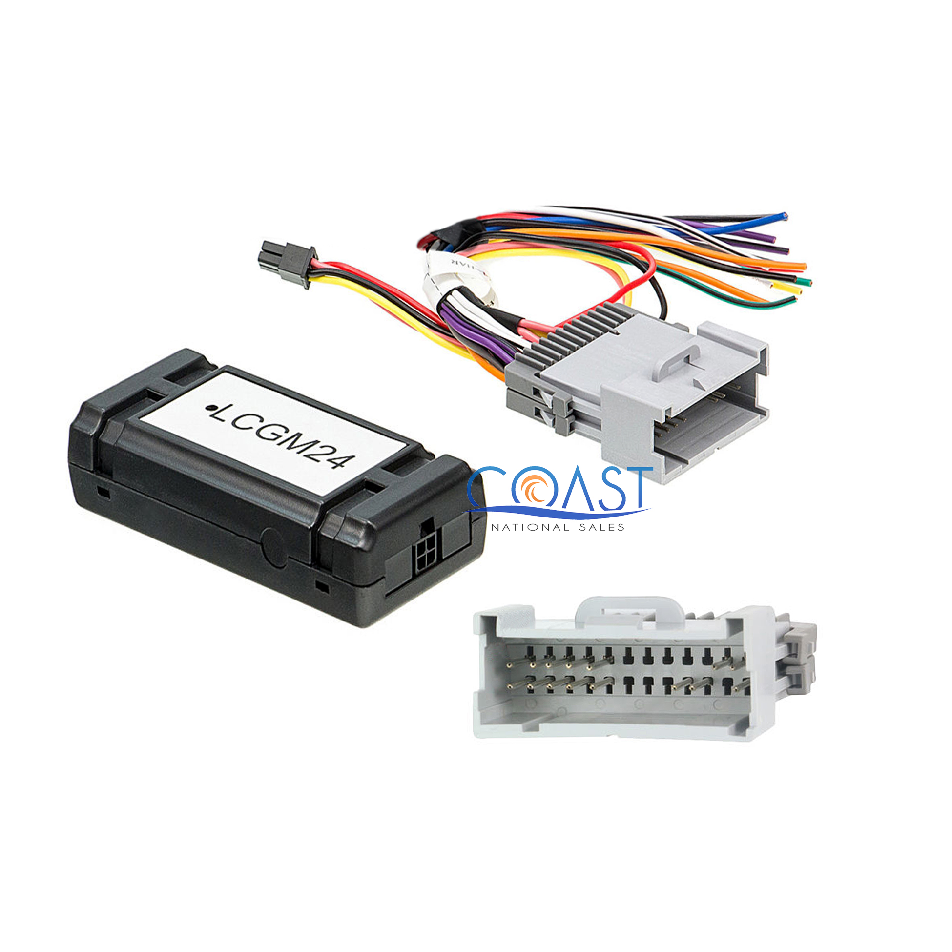 Car Audio Gm General Motor Radio Interface Harness For 2000 Up Base 2006 Malibu Ltz Wiring Model Only