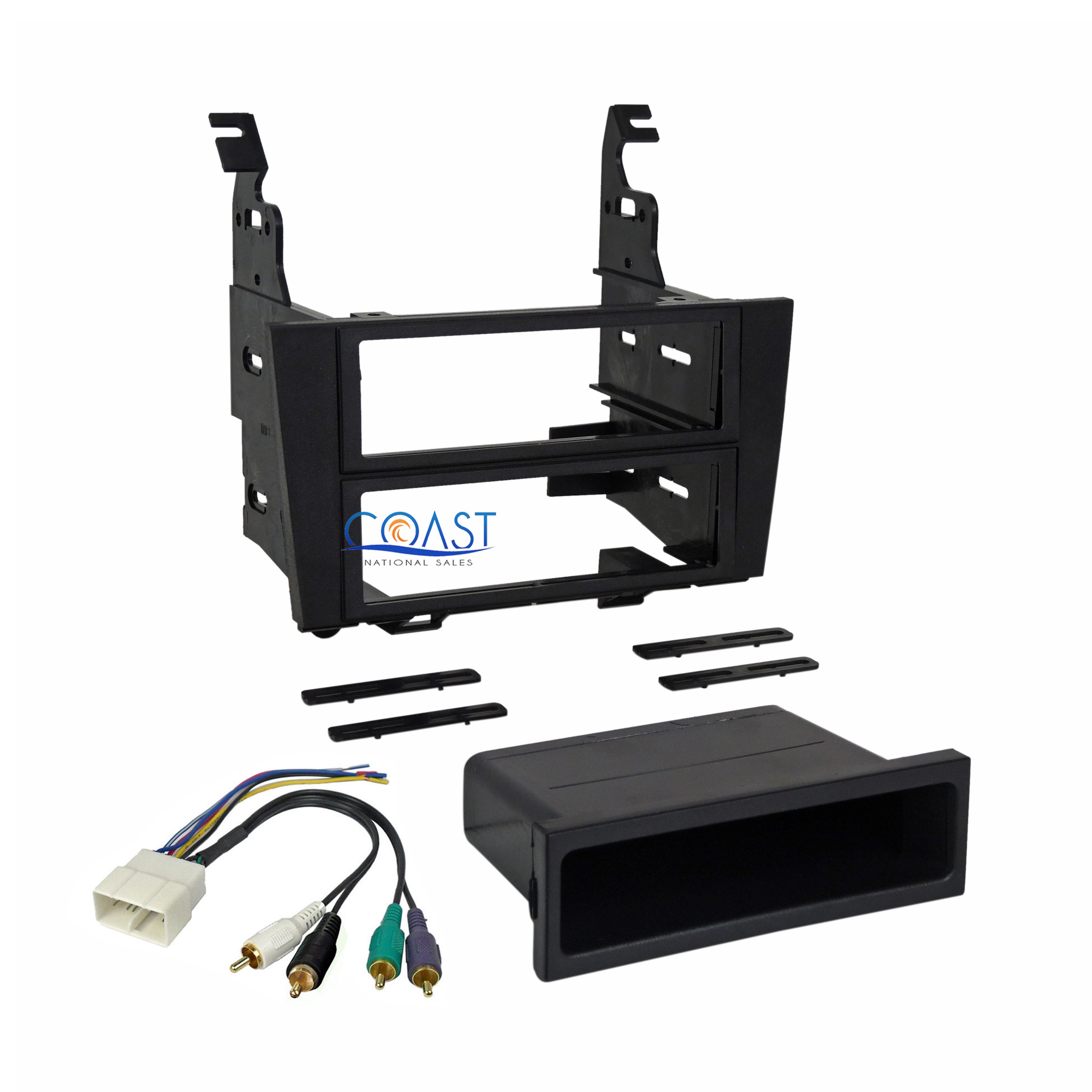 details about car radio stereo single din install dash kit harness for 1992 1996 lexus es300 lexus es300 330 in dash double din
