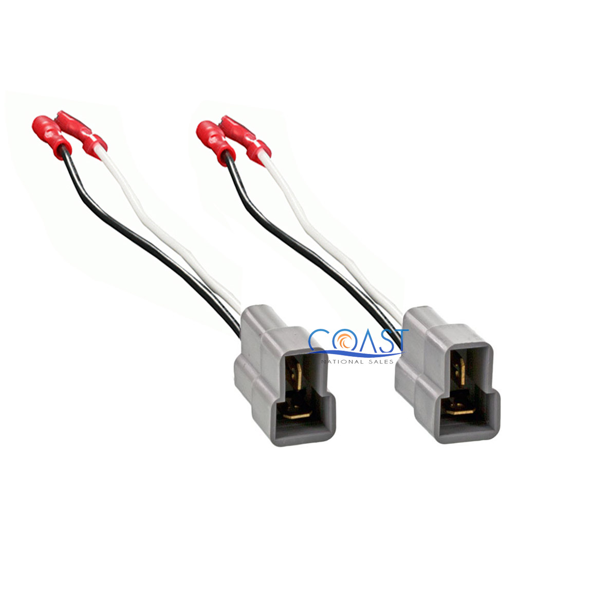 car audio speaker wire harness connectors for chevy ford. Black Bedroom Furniture Sets. Home Design Ideas