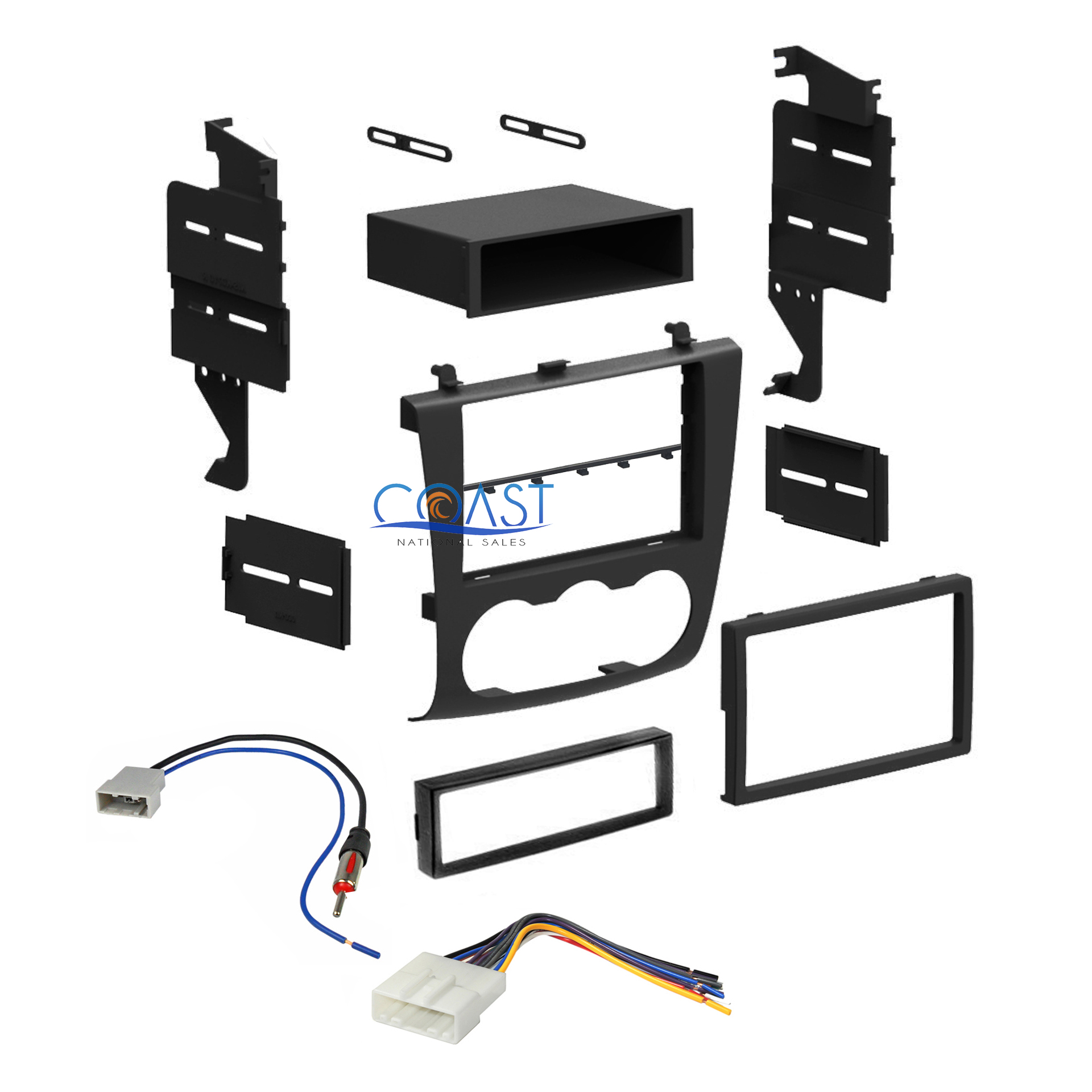 2012 Nissan Altima Wiring Harness from coastnationalsales.com