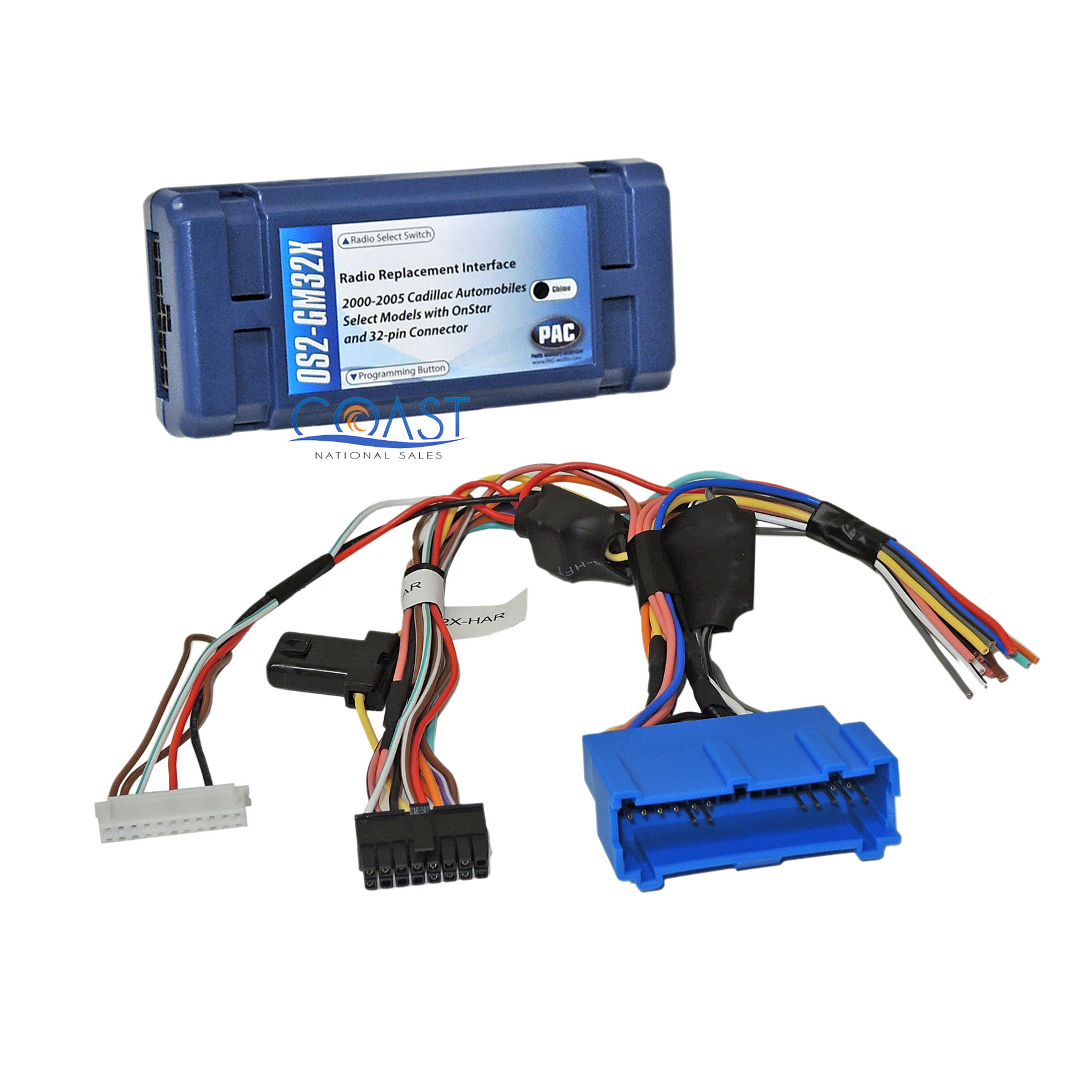 Car Radio Bose Onstar Interface For 2000