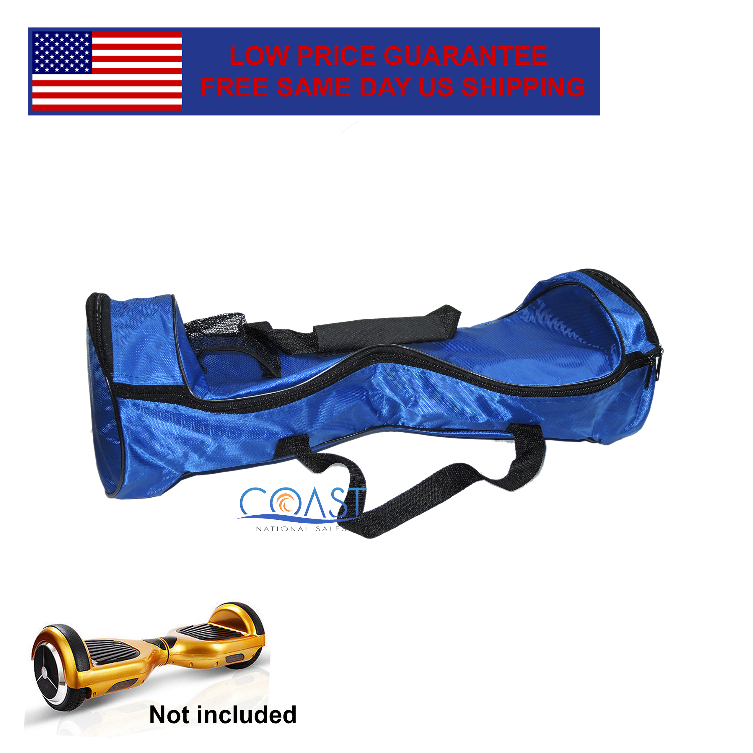 c51844dcc1 Details about Smart Self Balancing Electric Unicycle Scooter Wheel Blue Carrying  Bag Handbag