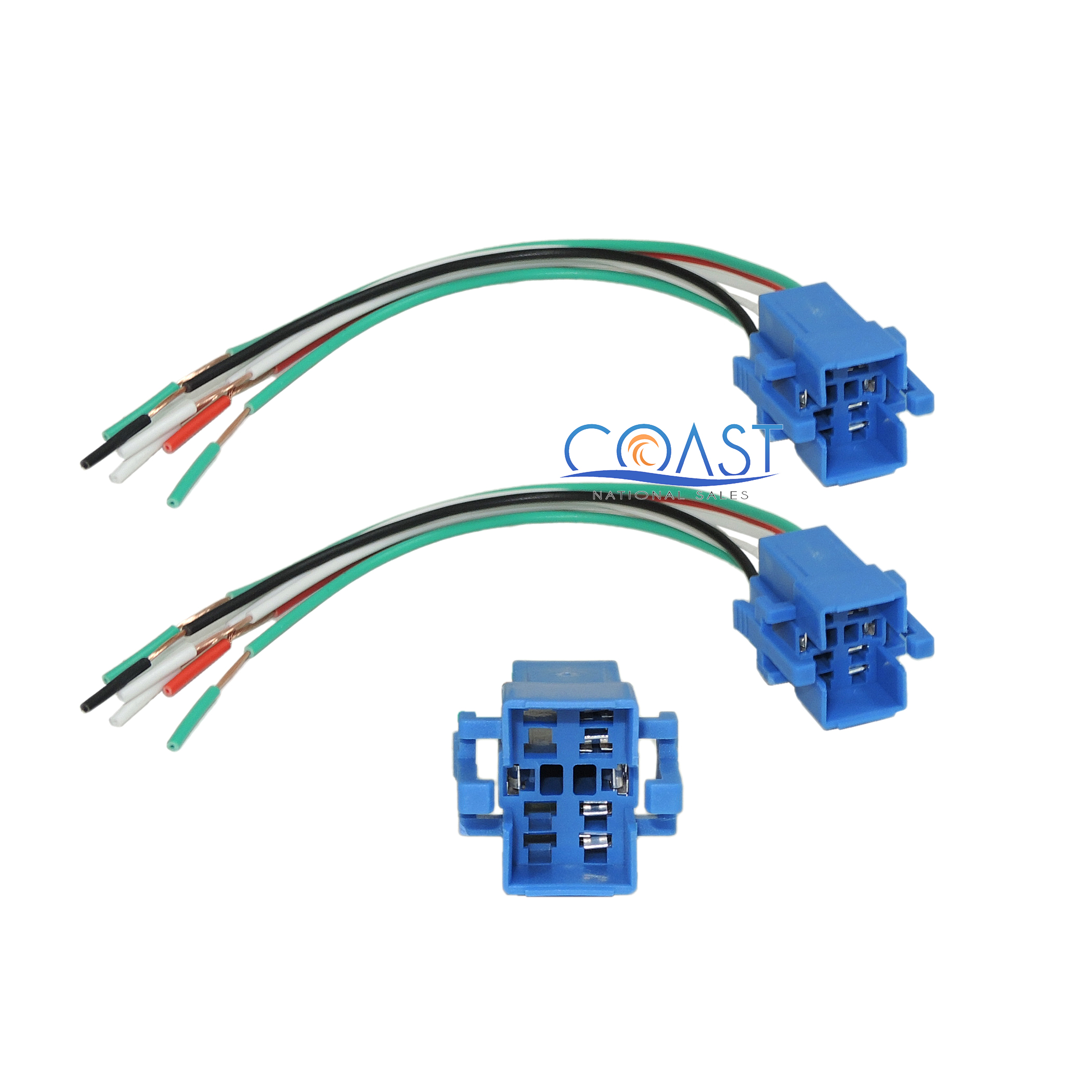 Socket Plug for 19mm Metal Switch ON//OFF Buttons 6in Wire Harness Sales