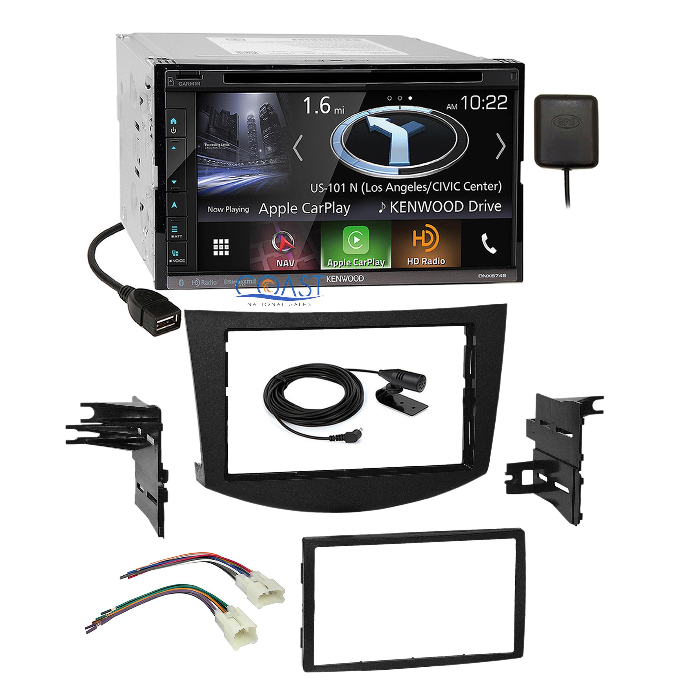 Details about Kenwood GPS Carplay Bluetooth Stereo Dash Kit Harness on kenwood instruction manual, kenwood ddx6019, kenwood power supply, kenwood remote control, kenwood wiring-diagram,