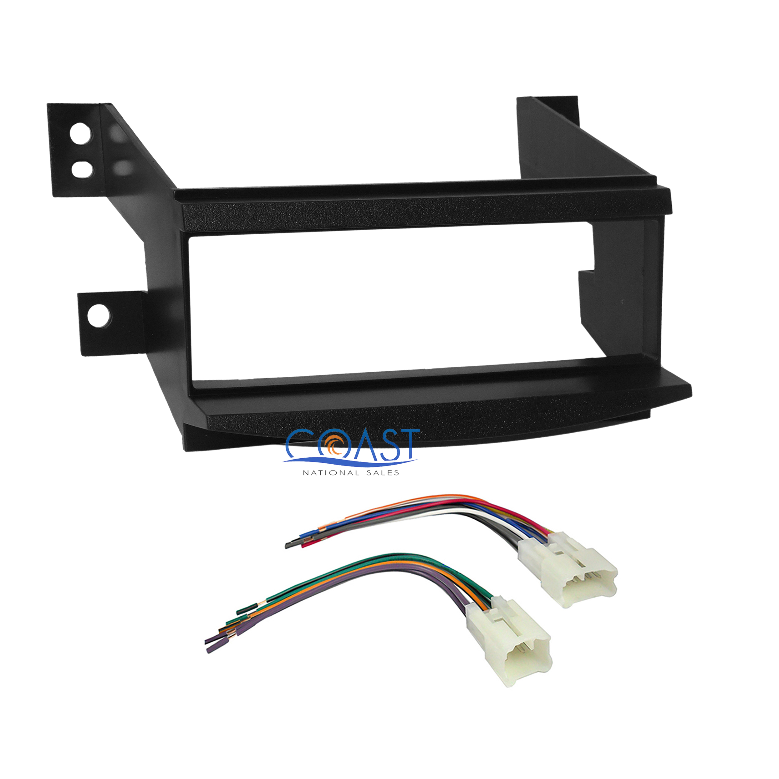 with WIRE HARNESS TOYOTA 2005-2010 AVALON DASH INSTALL KIT for CAR STEREO
