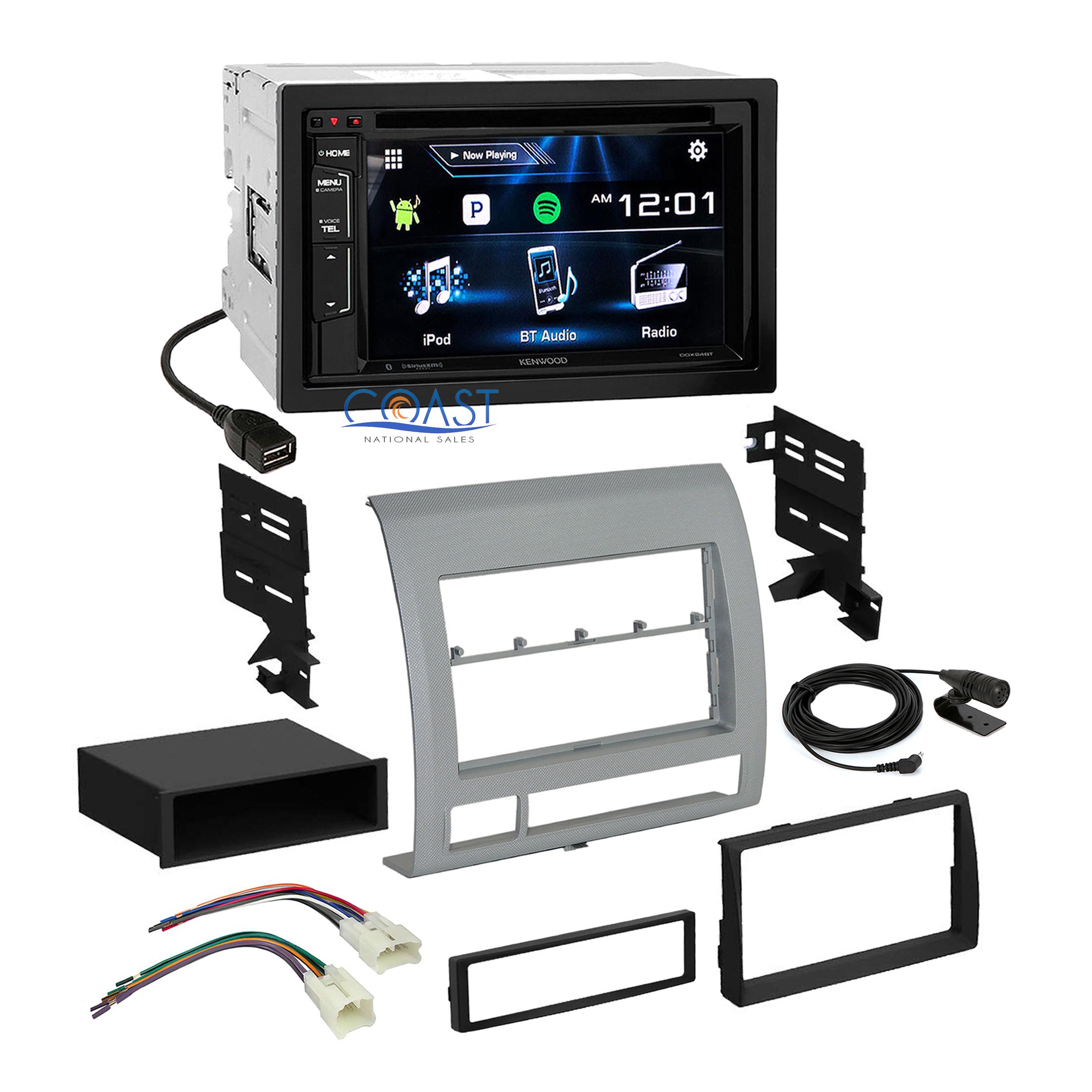 2011 tacoma stereo upgrade